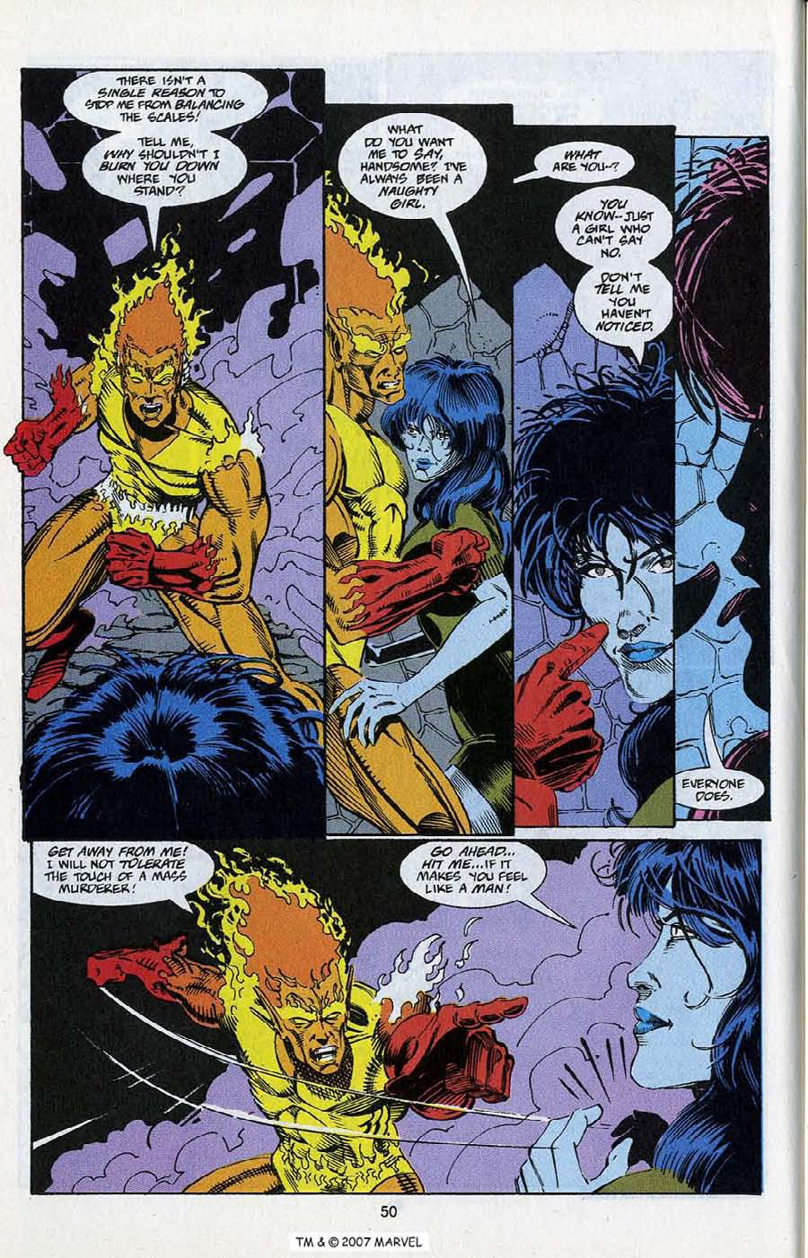 Read online Silver Surfer (1987) comic -  Issue # _Annual 5 - 52