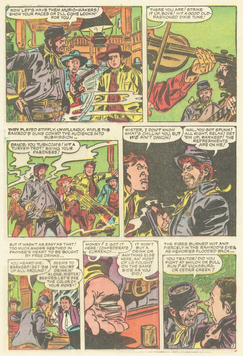 Kid Colt Outlaw issue 52 - Page 22