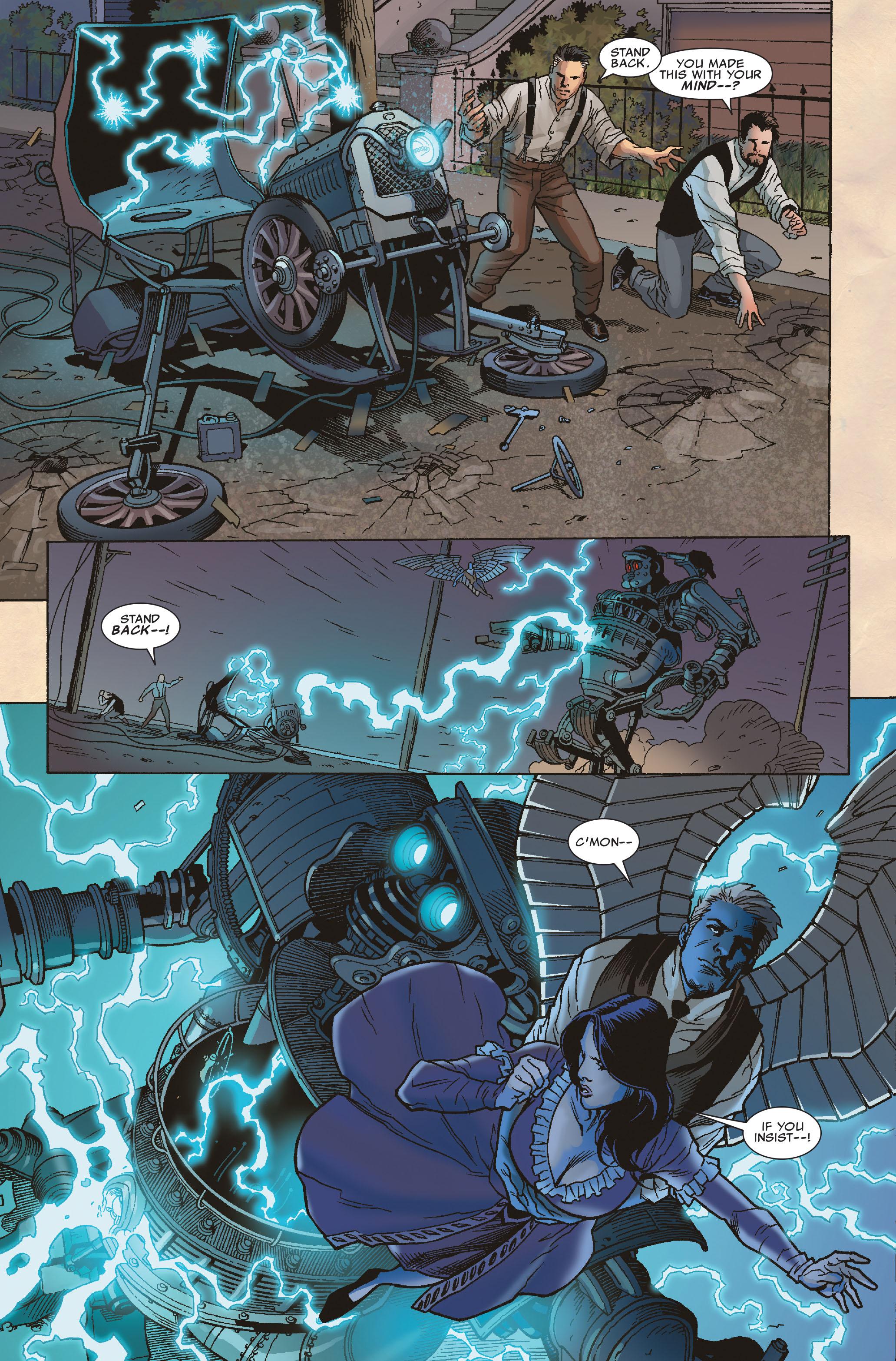 Read online Uncanny X-Men (1963) comic -  Issue #512 - 34