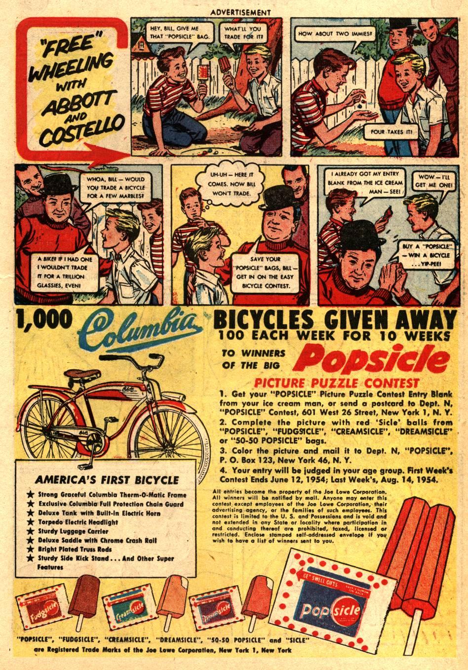 Read online Wonder Woman (1942) comic -  Issue #67 - 22