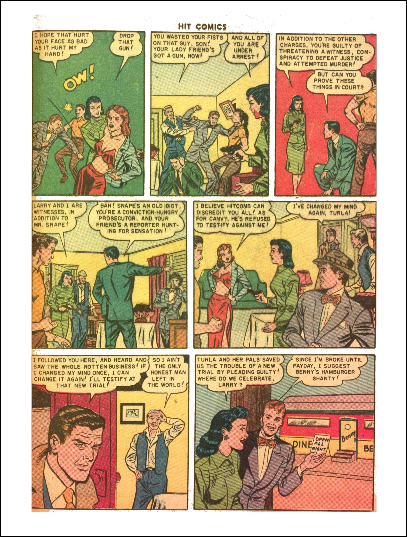 Read online Hit Comics comic -  Issue #65 - 33