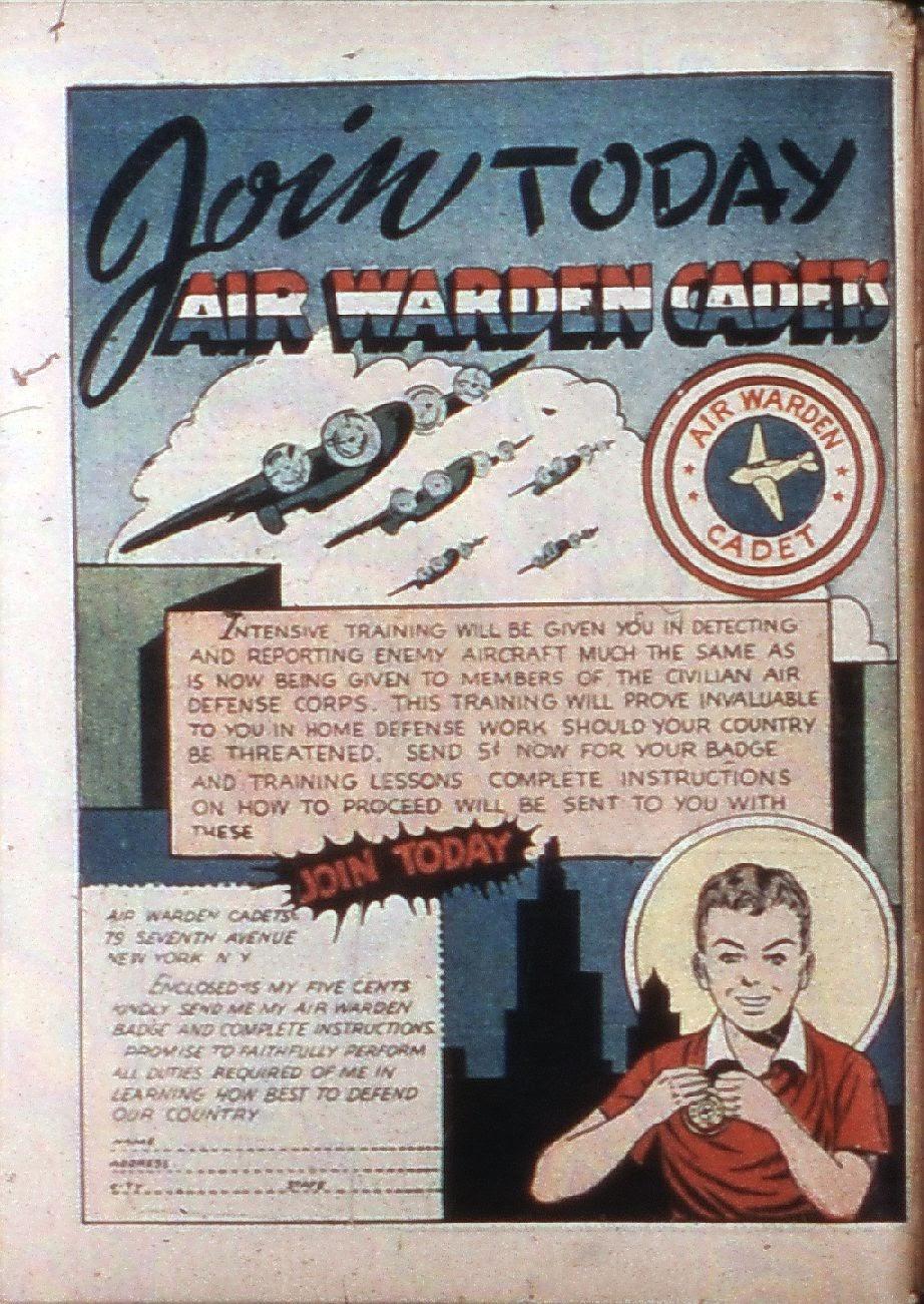 Read online Super-Magician Comics comic -  Issue #3 - 65
