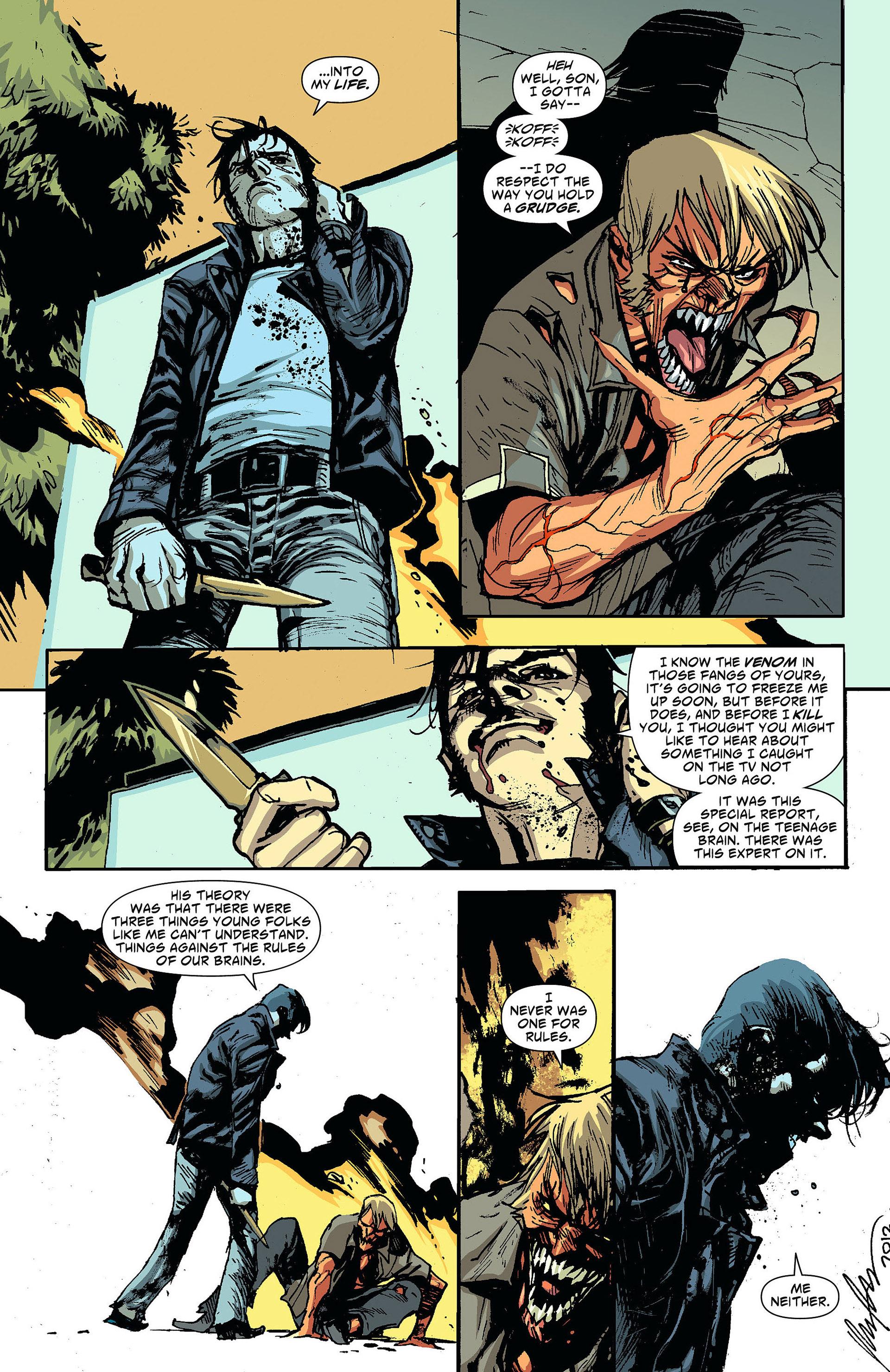 Read online American Vampire comic -  Issue #25 - 10