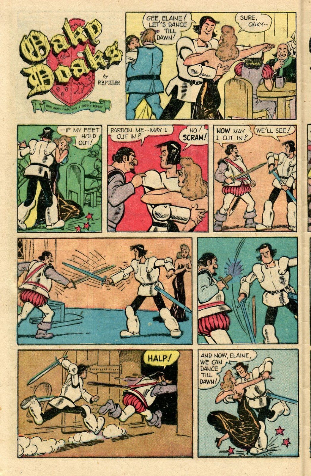 Read online Famous Funnies comic -  Issue #175 - 44