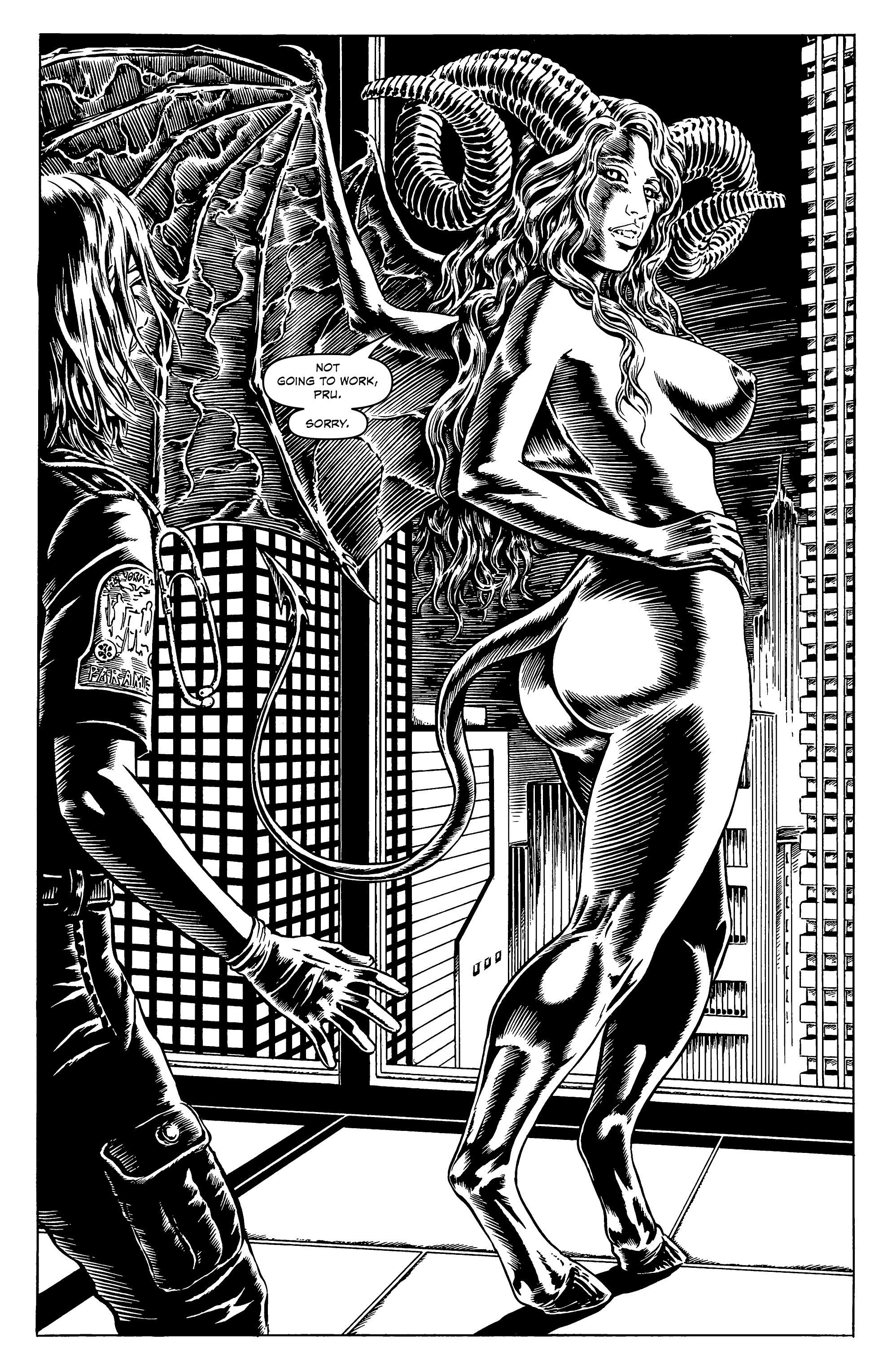 Read online Alan Moore's Cinema Purgatorio comic -  Issue #7 - 20