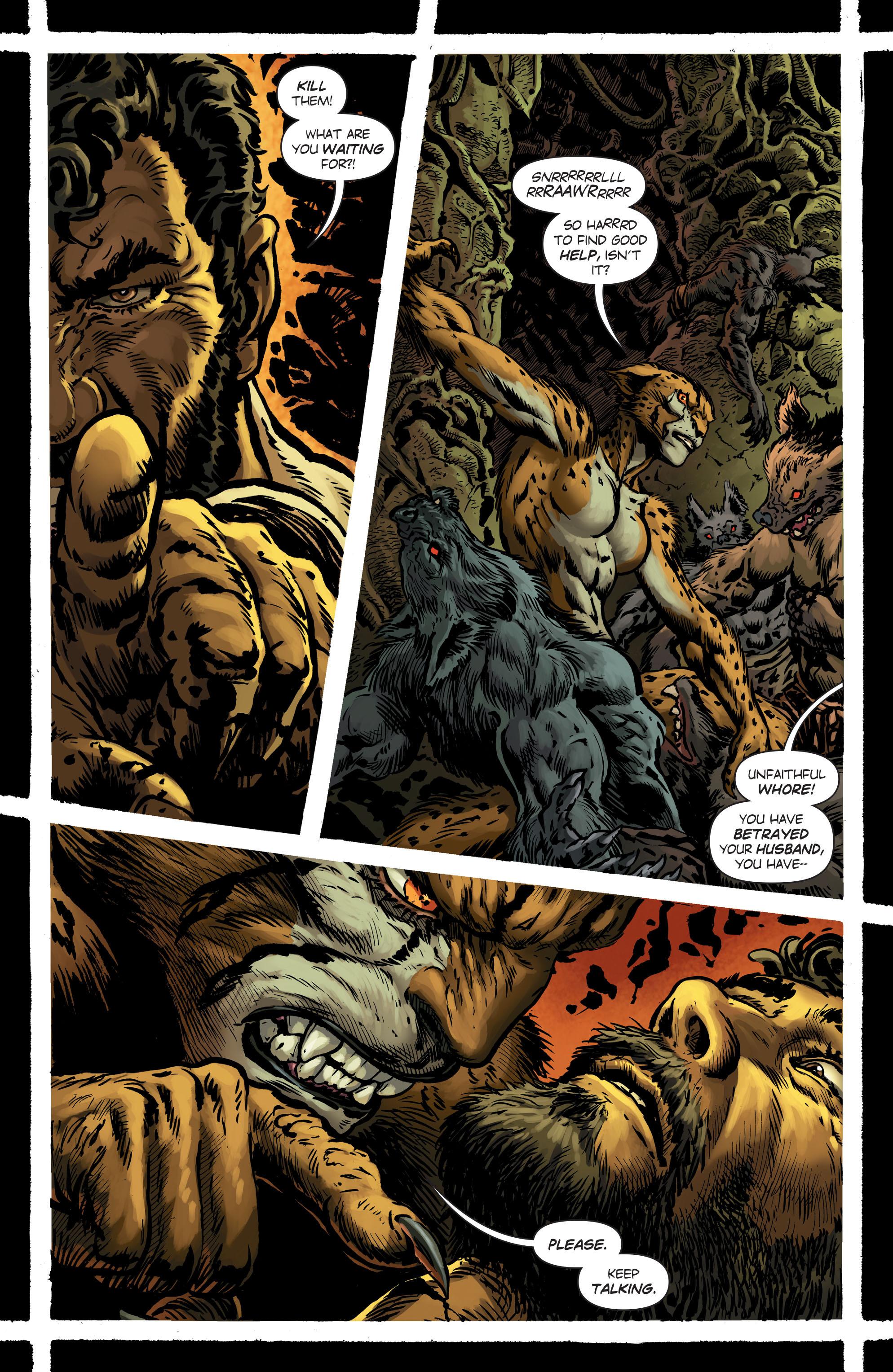 Read online Wonder Woman (2016) comic -  Issue #7 - 14