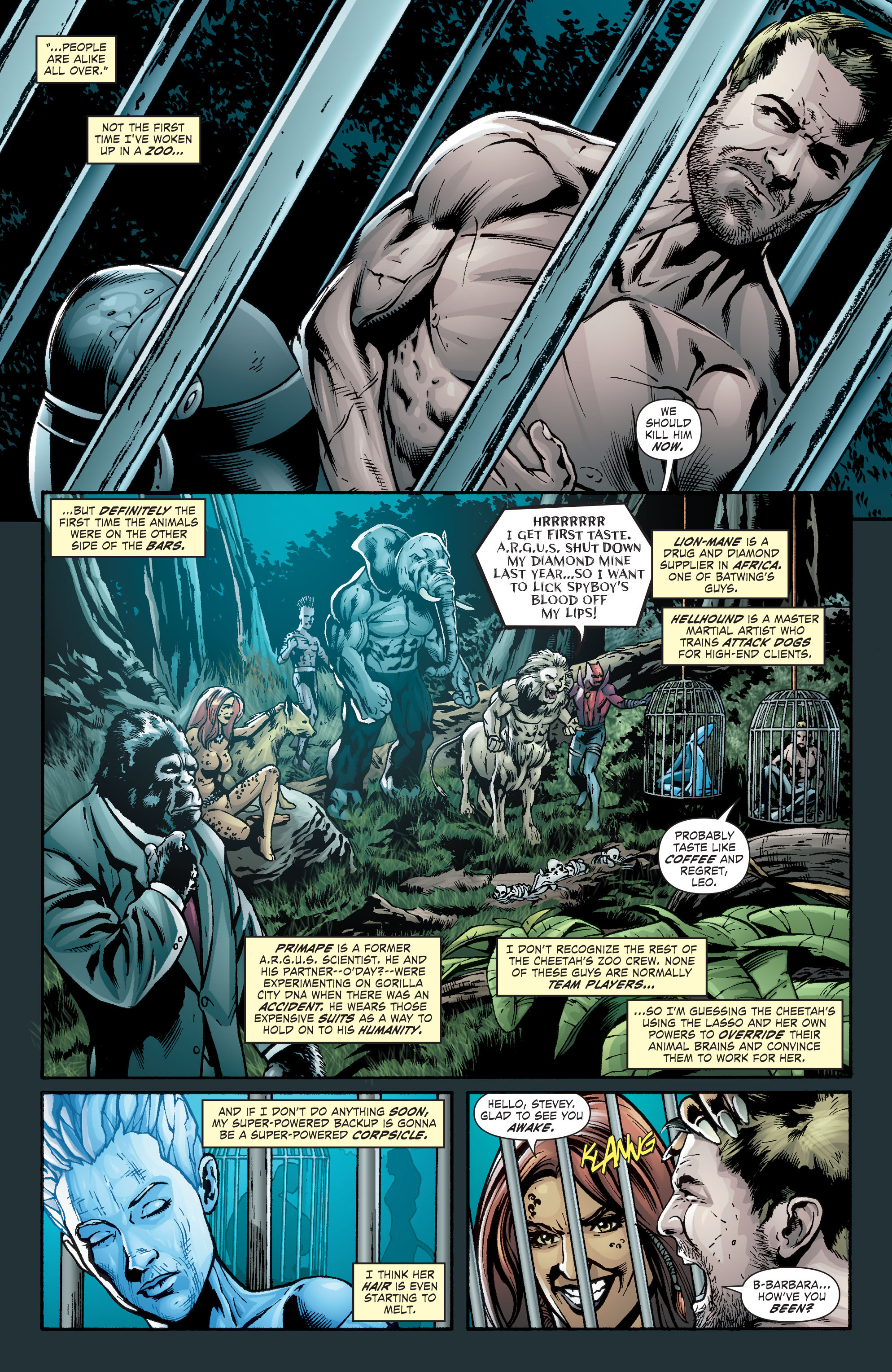 Forever Evil: A.R.G.U.S. 5 Page 13
