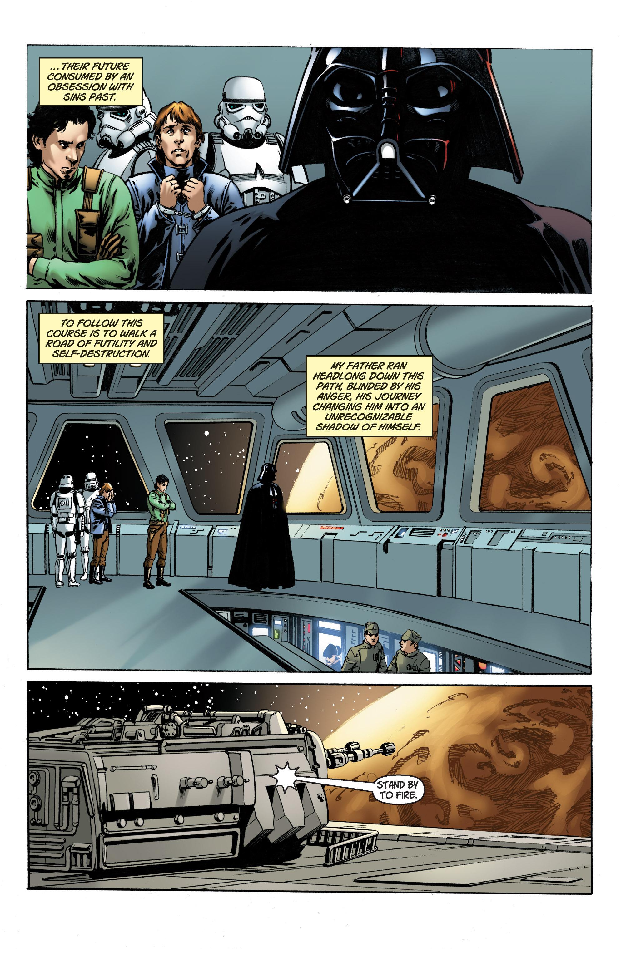 Read online Star Wars Omnibus comic -  Issue # Vol. 20 - 166