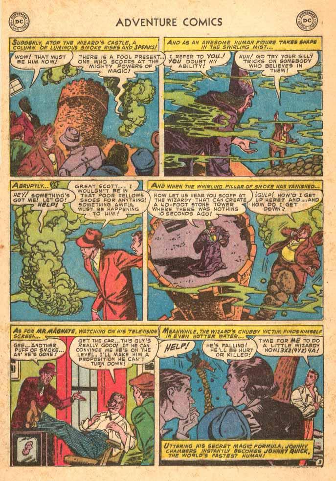 Read online Adventure Comics (1938) comic -  Issue #187 - 27