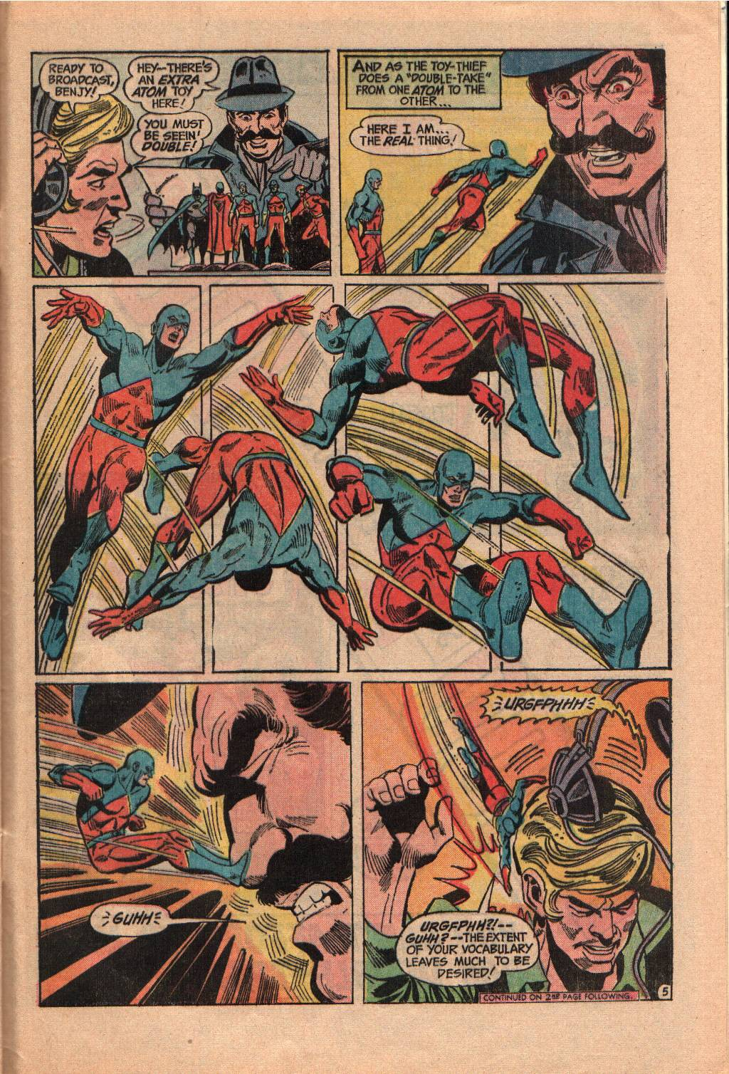 Read online Action Comics (1938) comic -  Issue #430 - 28