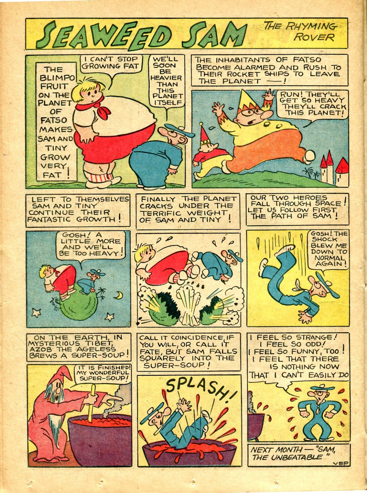 Read online Famous Funnies comic -  Issue #77 - 41