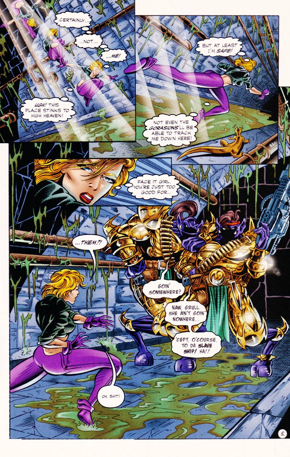 Read online The Alliance comic -  Issue #1 - 7