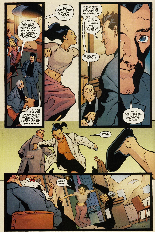 Read online Nightcrawler (2002) comic -  Issue #1 - 4