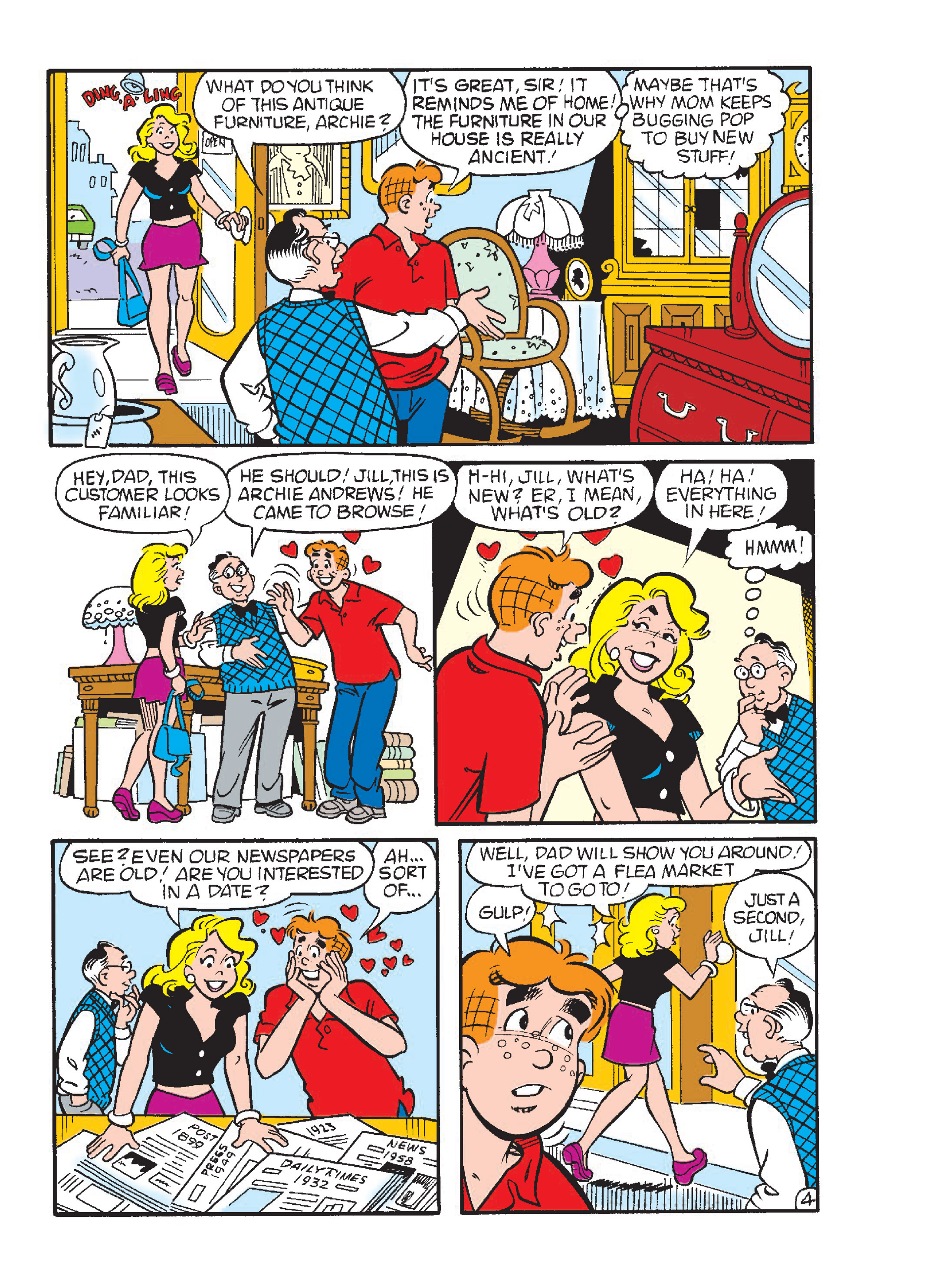 Read online Archie 1000 Page Comics Blowout! comic -  Issue # TPB (Part 2) - 7