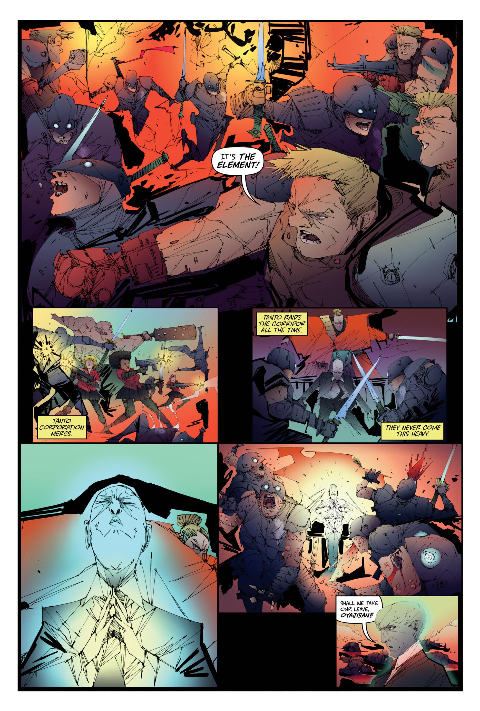 Read online Scrimshaw comic -  Issue #1 - 16
