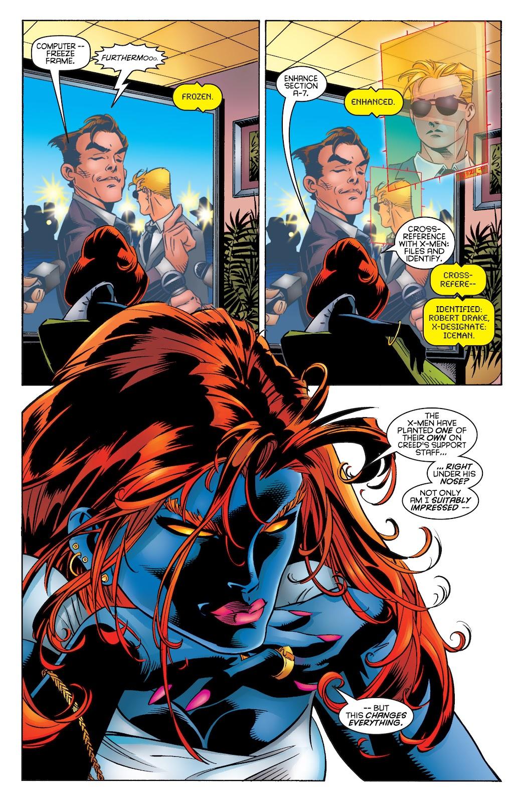 Uncanny X-Men (1963) issue 339 - Page 7