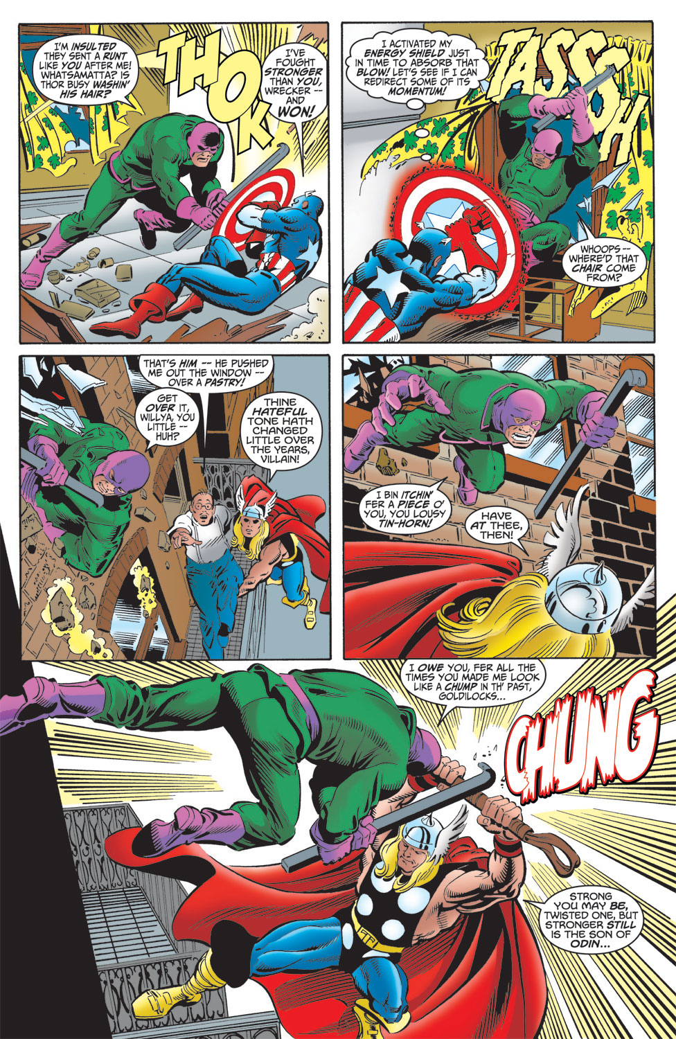 Read online Avengers (1998) comic -  Issue #16 - 15