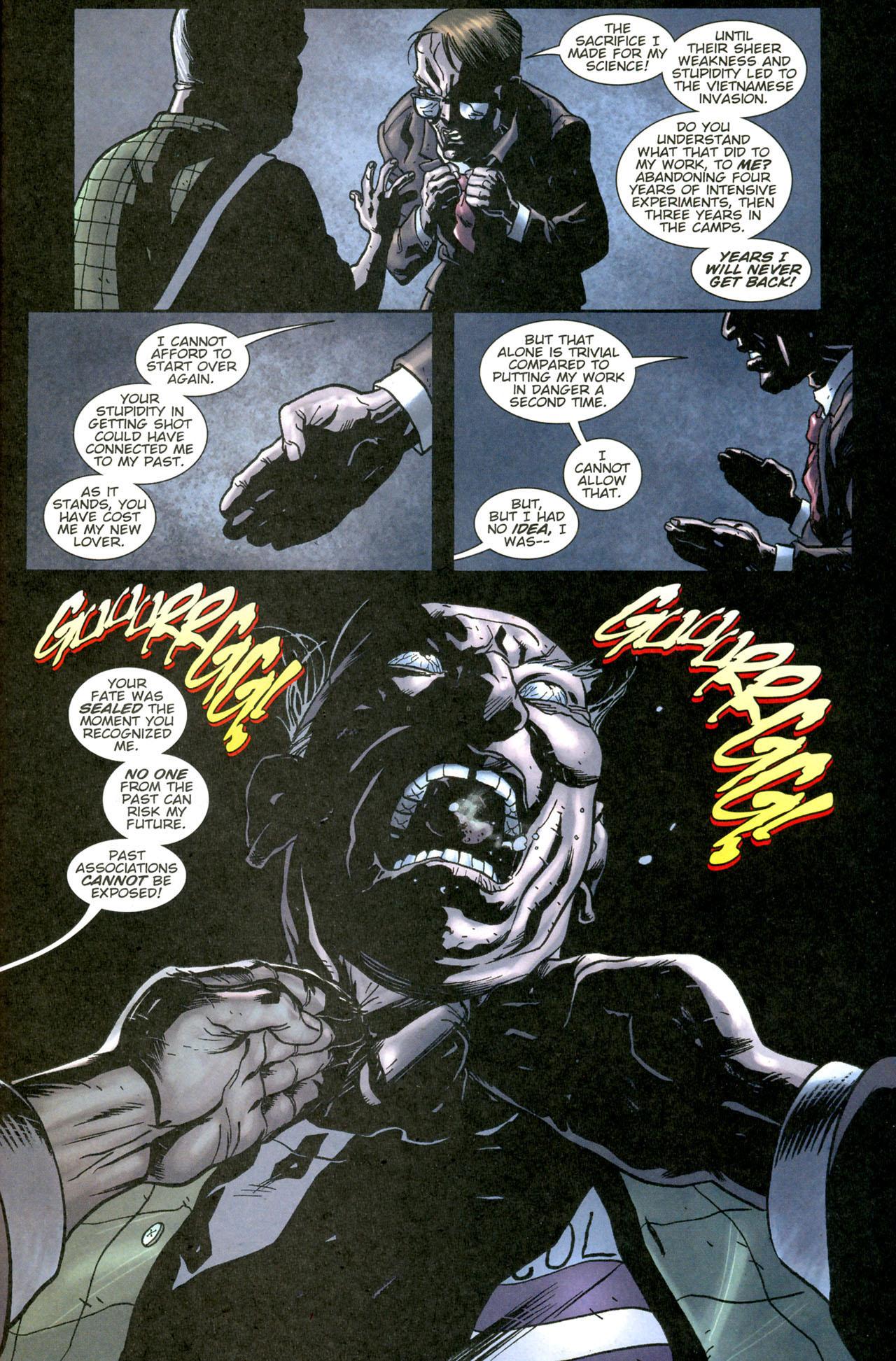 Read online The Exterminators comic -  Issue #12 - 22
