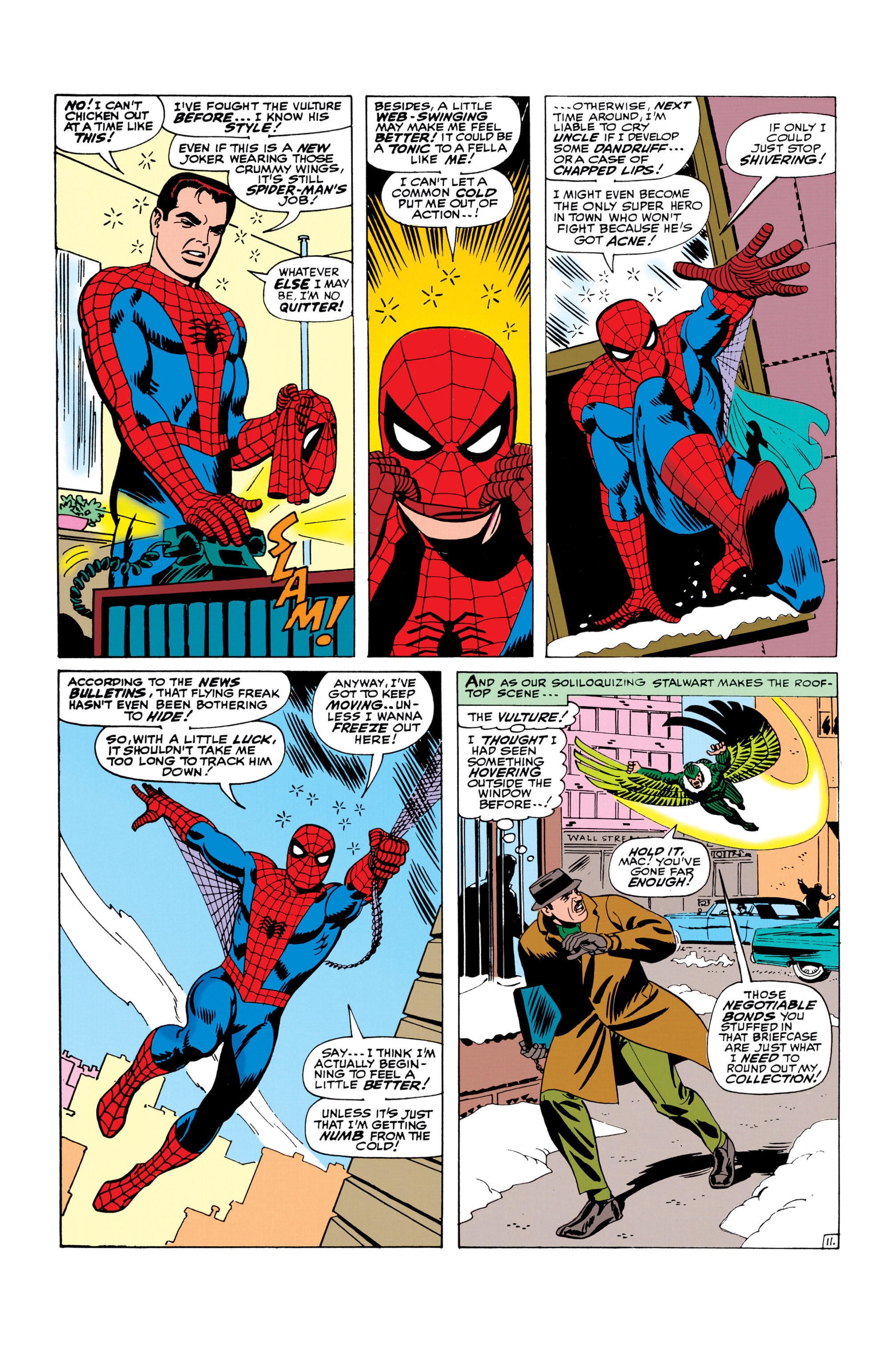 The Amazing Spider-Man (1963) 48 Page 11