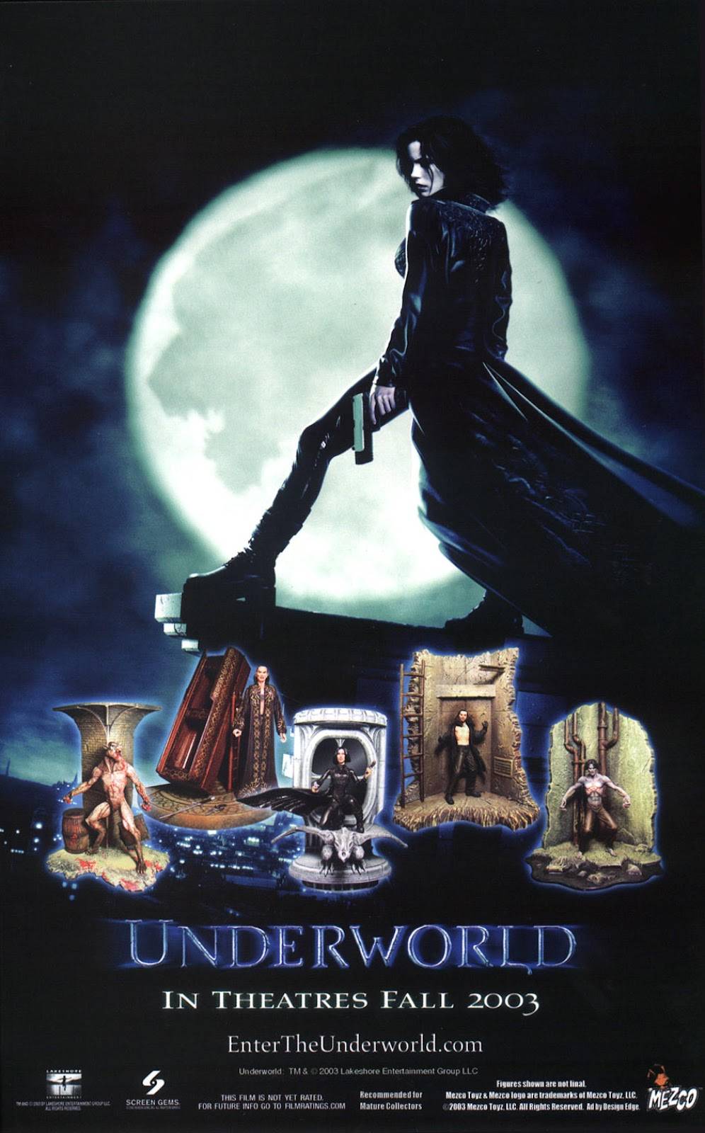 Read online Underworld (2003) comic -  Issue # Full - 46