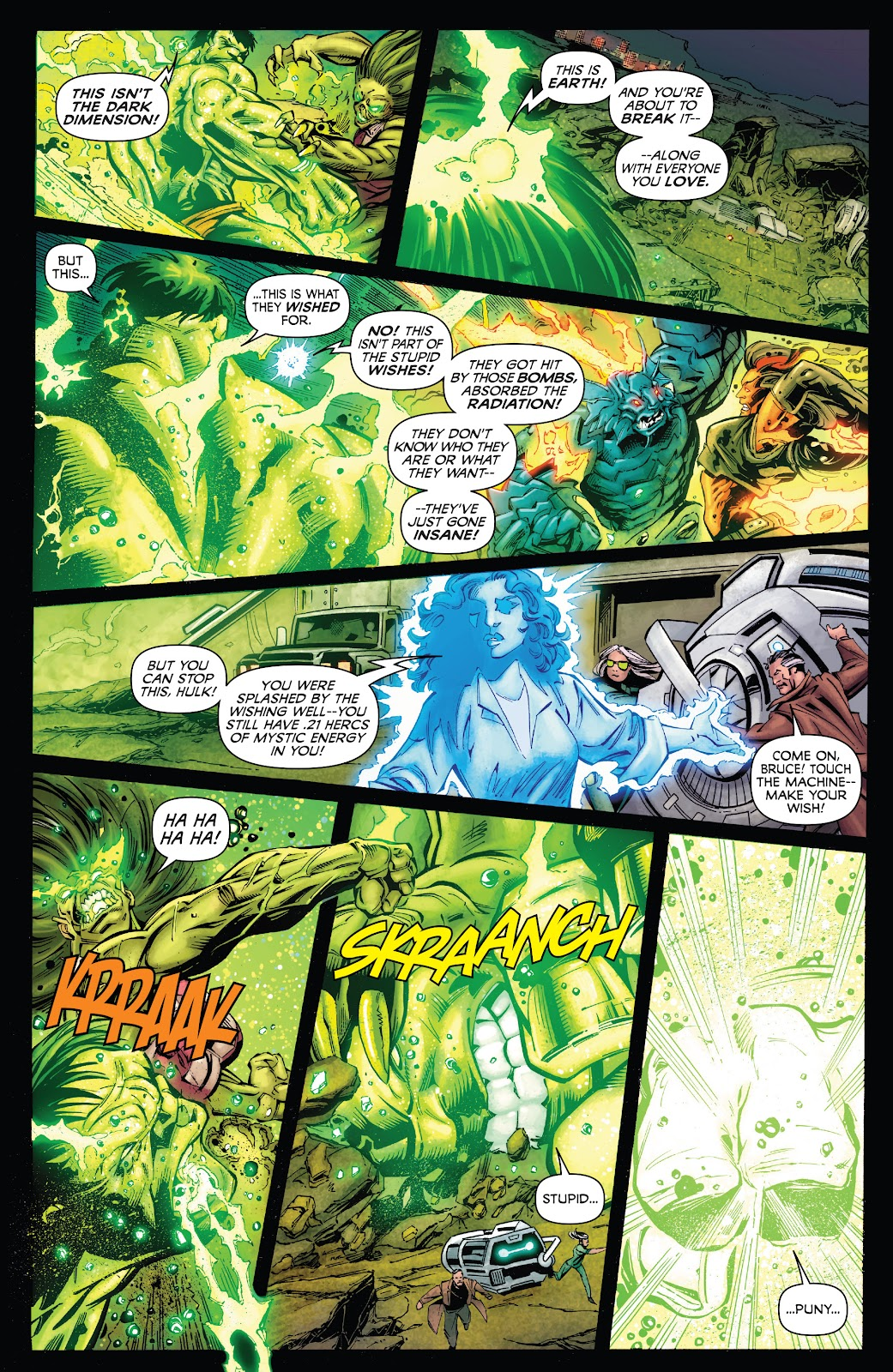 Read online Incredible Hulks (2010) comic -  Issue # _TPB Heart of the Monster - 122