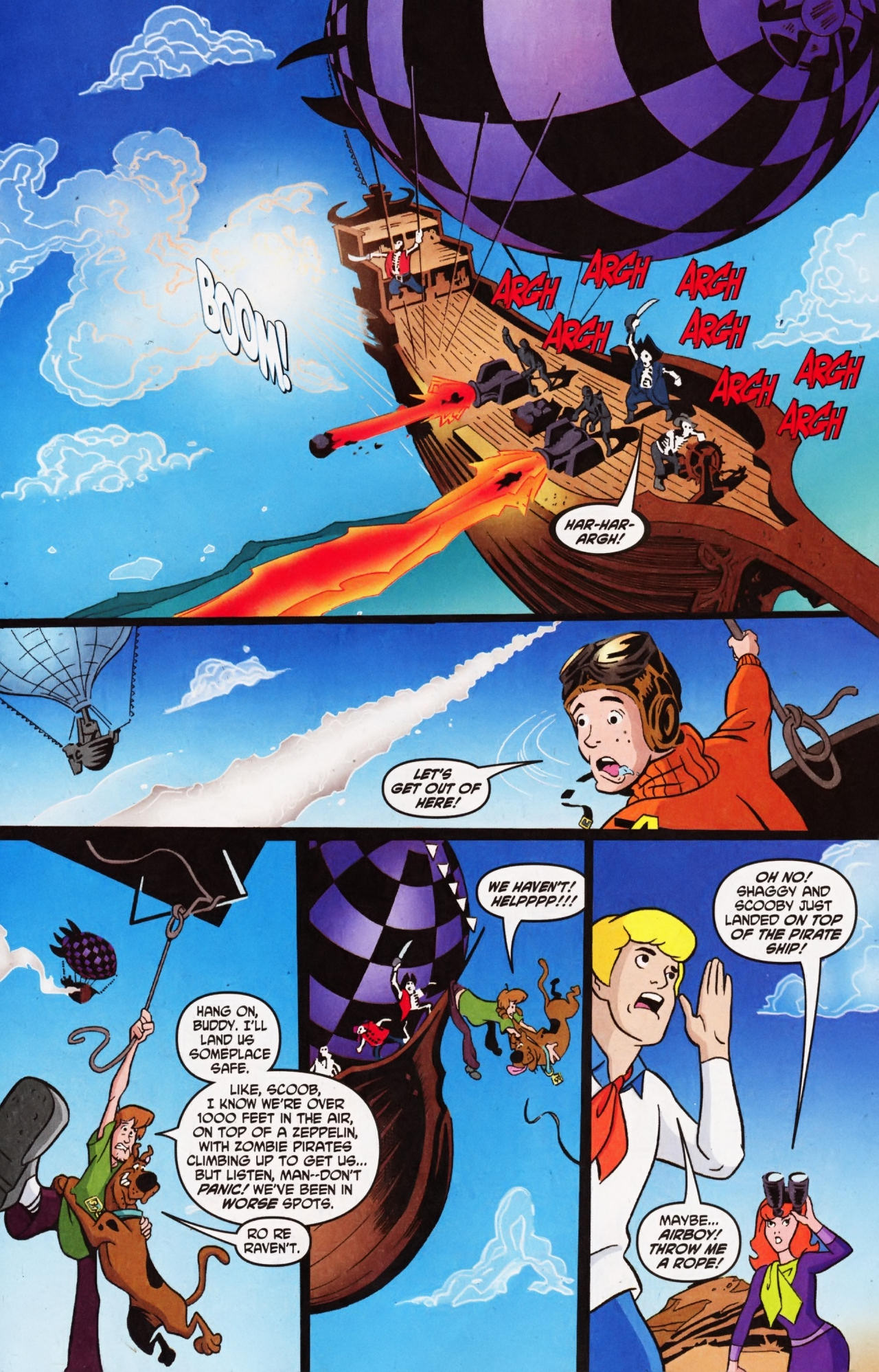 Read online Scooby-Doo (1997) comic -  Issue #132 - 7