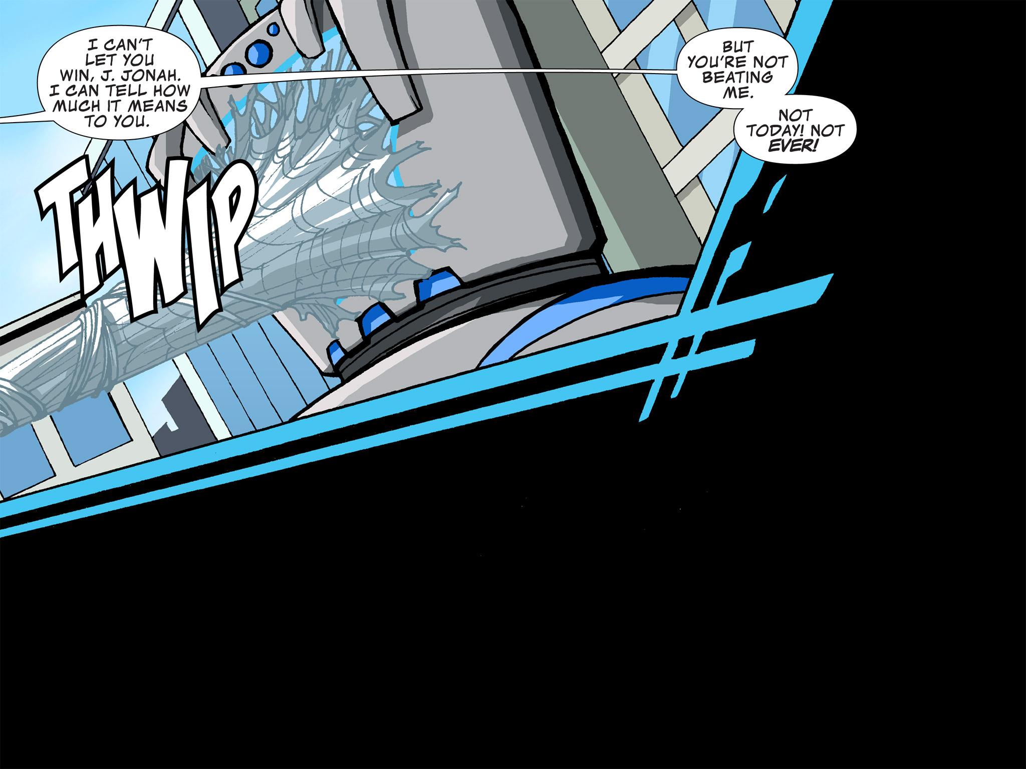 Read online Ultimate Spider-Man (Infinite Comics) (2015) comic -  Issue #4 - 8