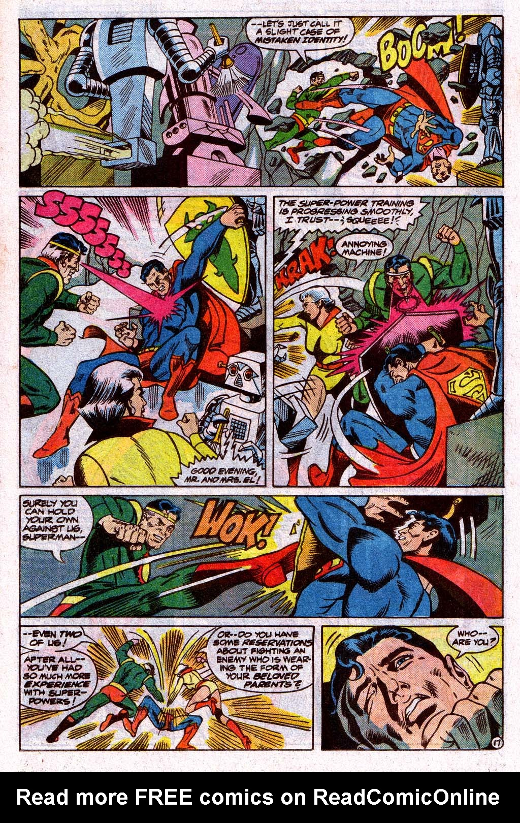 Read online Action Comics (1938) comic -  Issue #582 - 25