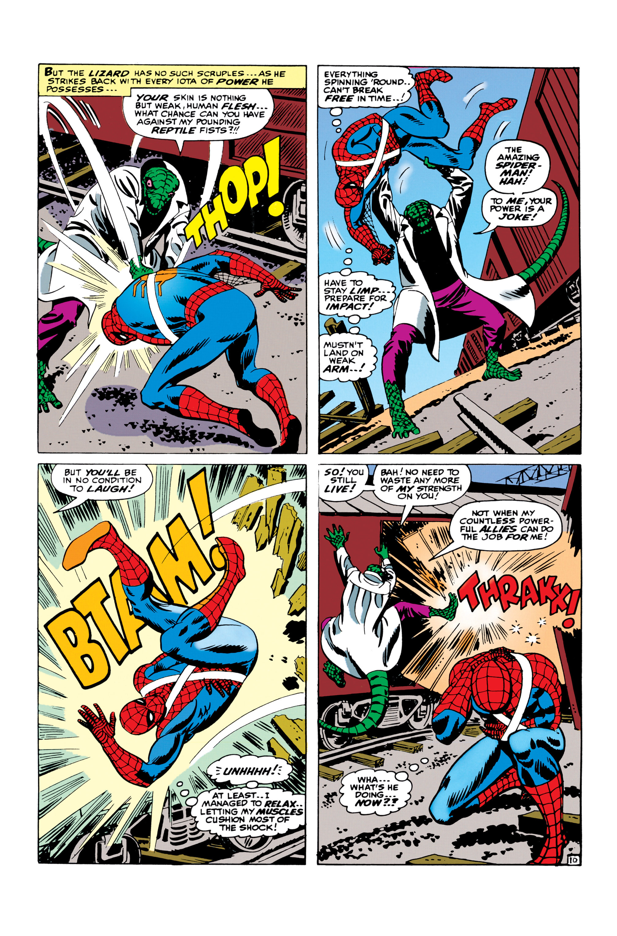 The Amazing Spider-Man (1963) 45 Page 10