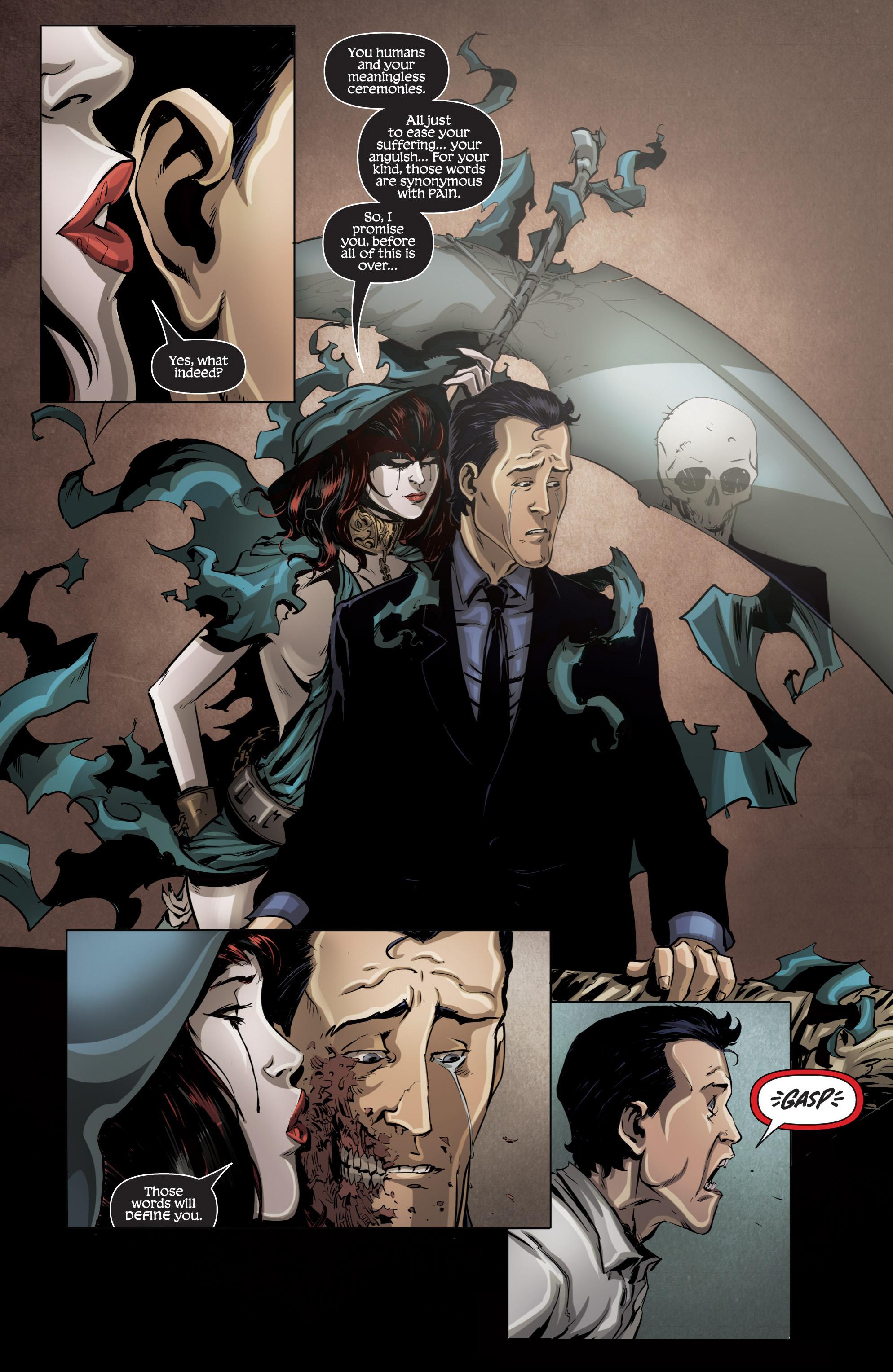 Read online Grimm Fairy Tales presents No Tomorrow comic -  Issue # TPB - 55