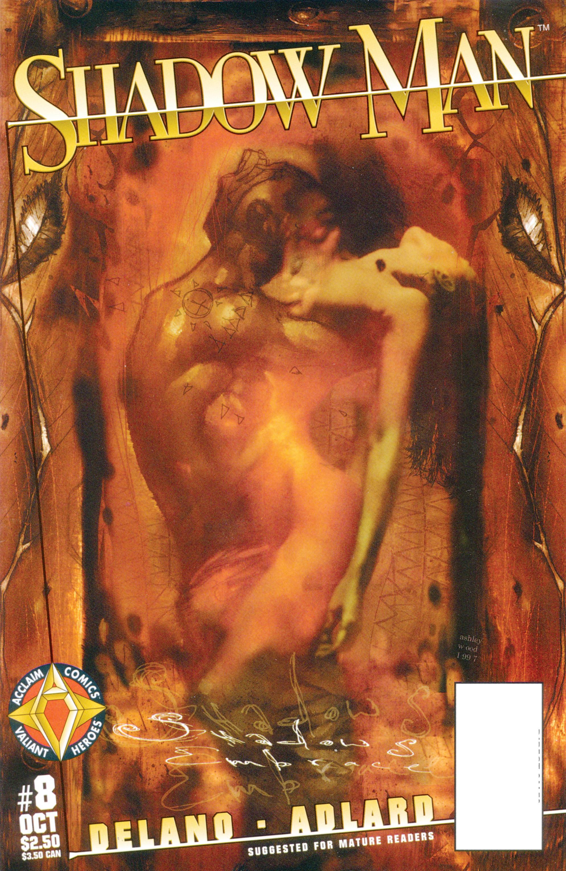 Read online Shadowman (1997) comic -  Issue #8 - 1
