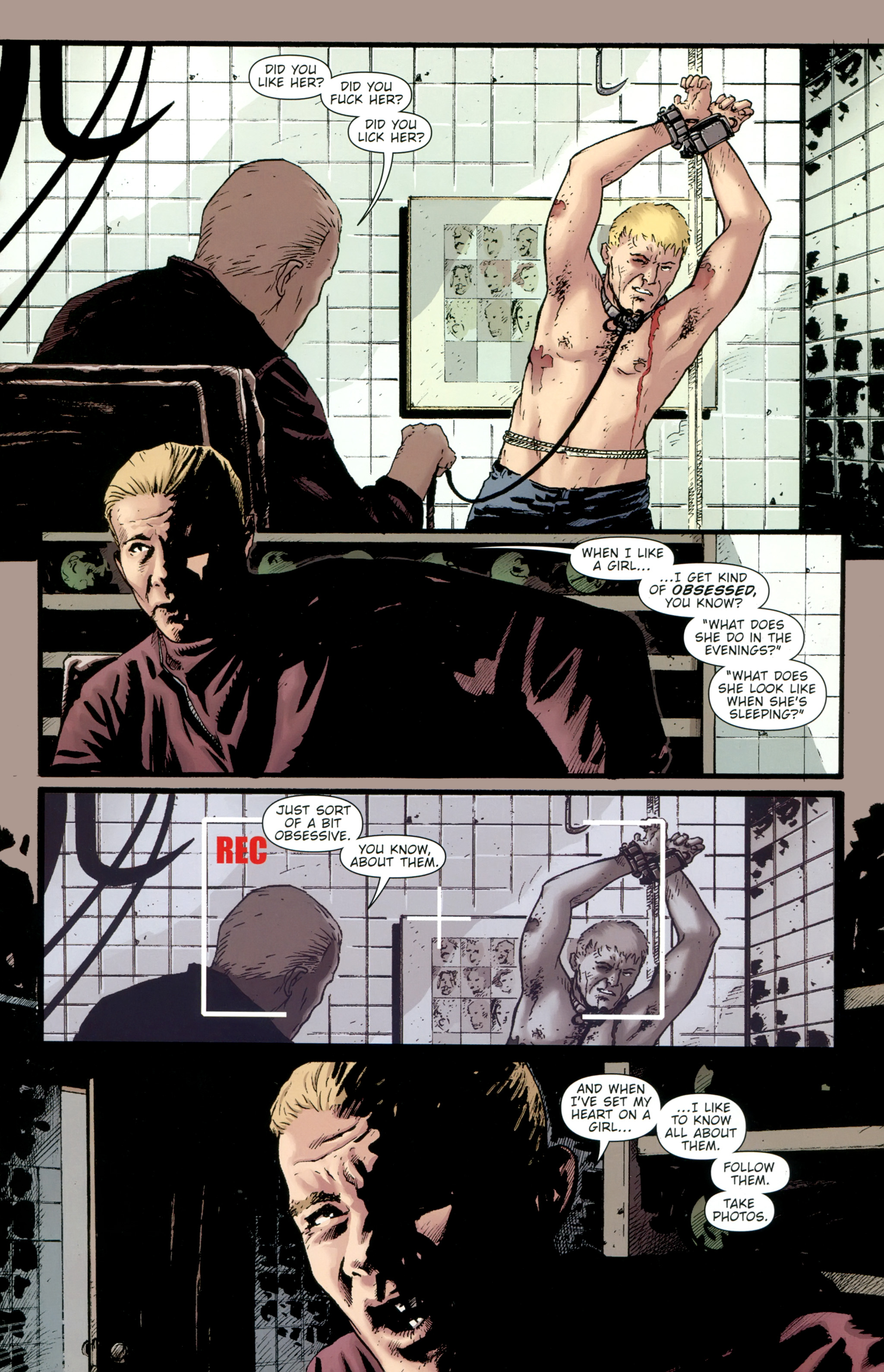 Read online The Girl With the Dragon Tattoo comic -  Issue # TPB 2 - 87