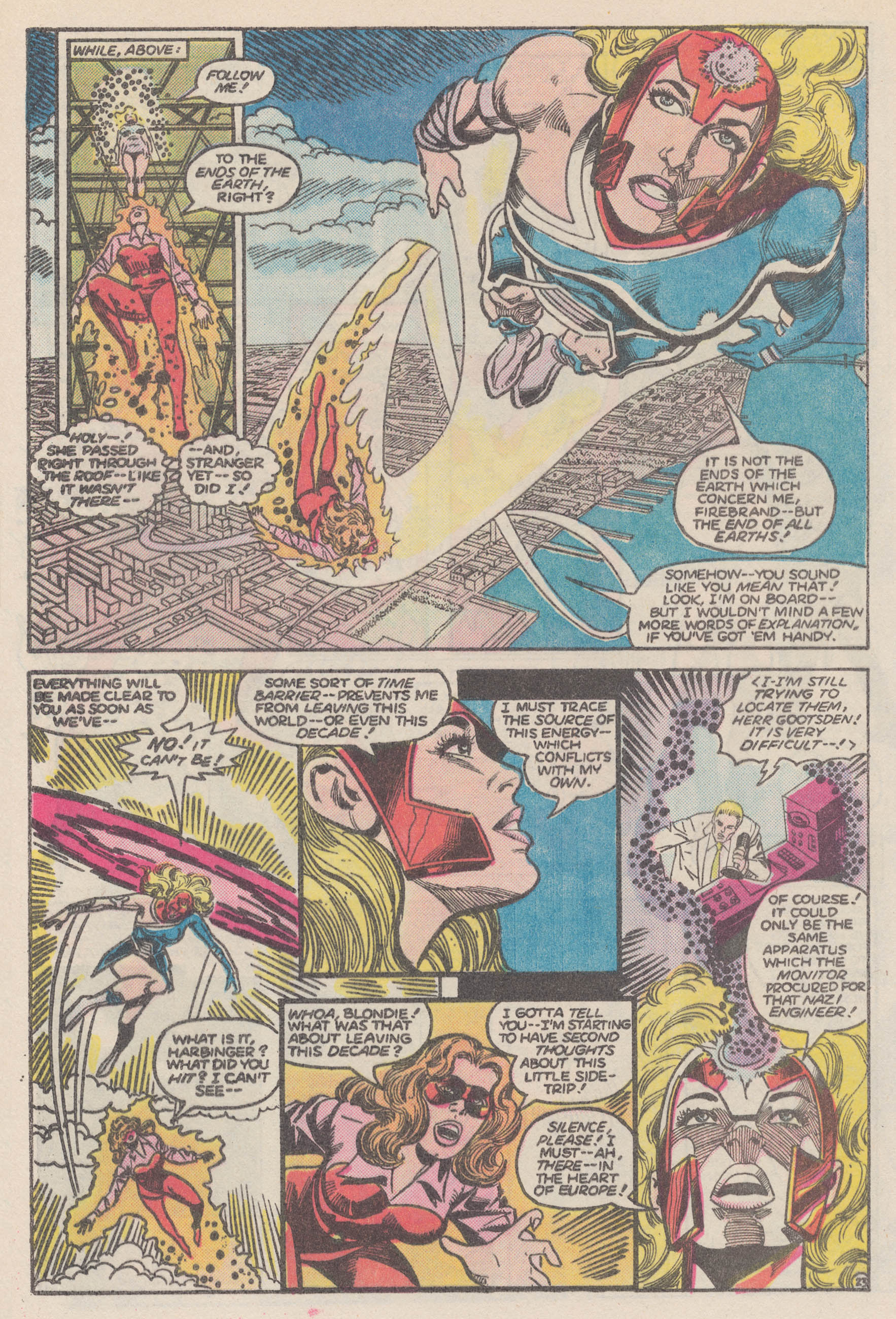 Read online All-Star Squadron comic -  Issue #50 - 28