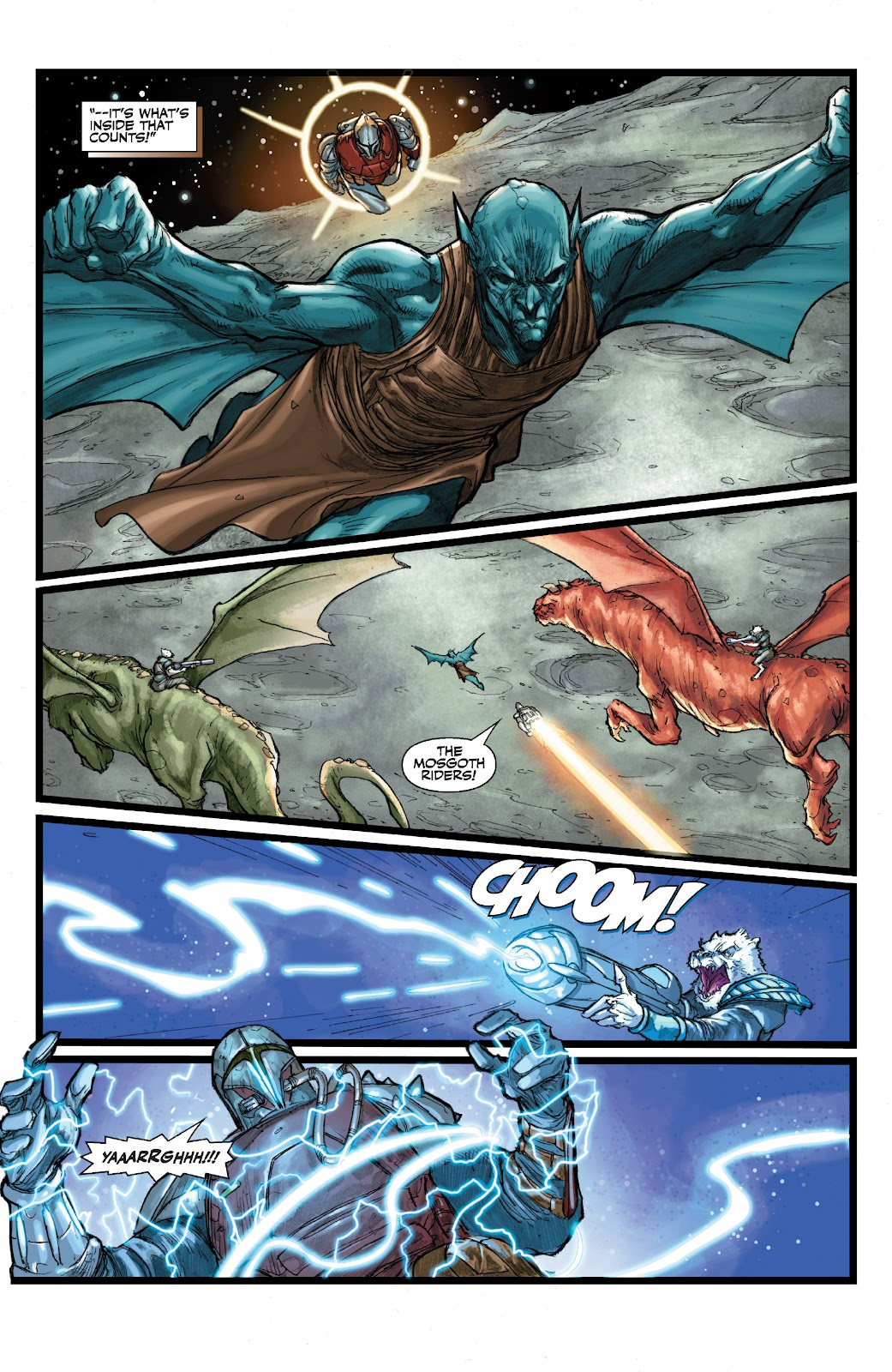Read online Star Wars Legends: The Old Republic - Epic Collection comic -  Issue # TPB 3 (Part 1) - 82