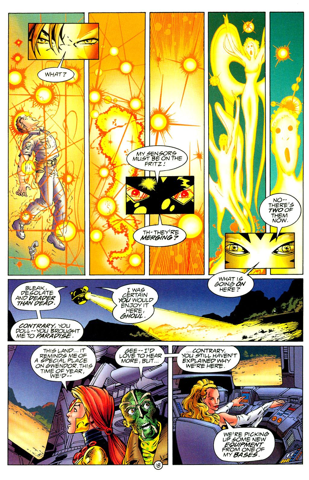 Read online UltraForce (1994) comic -  Issue #8 - 17
