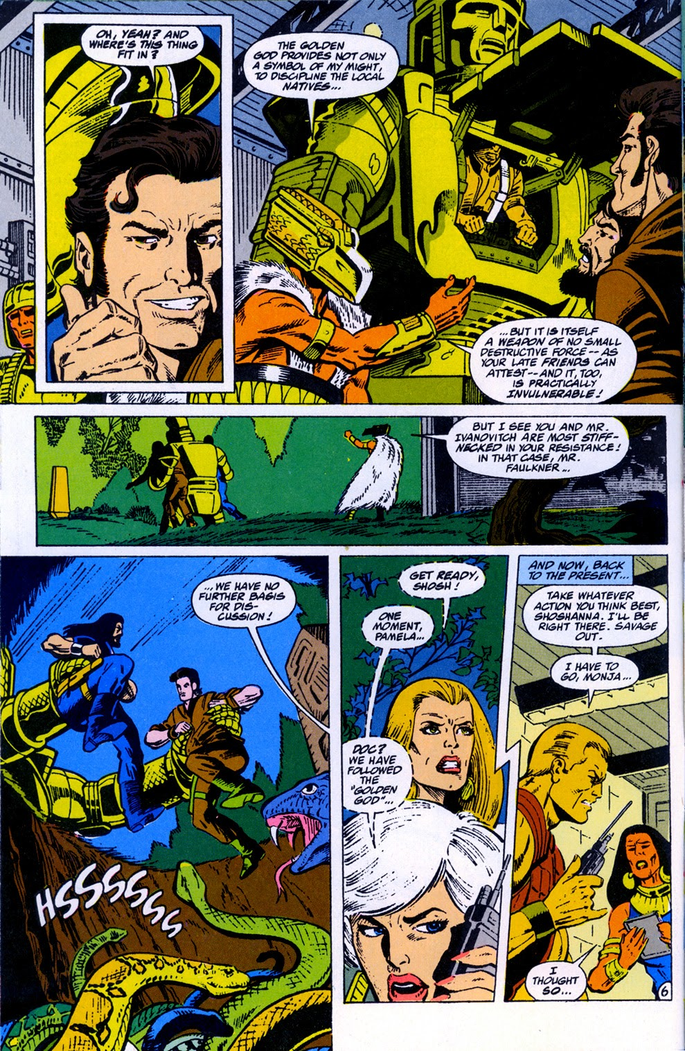 Doc Savage (1988) issue 10 - Page 8