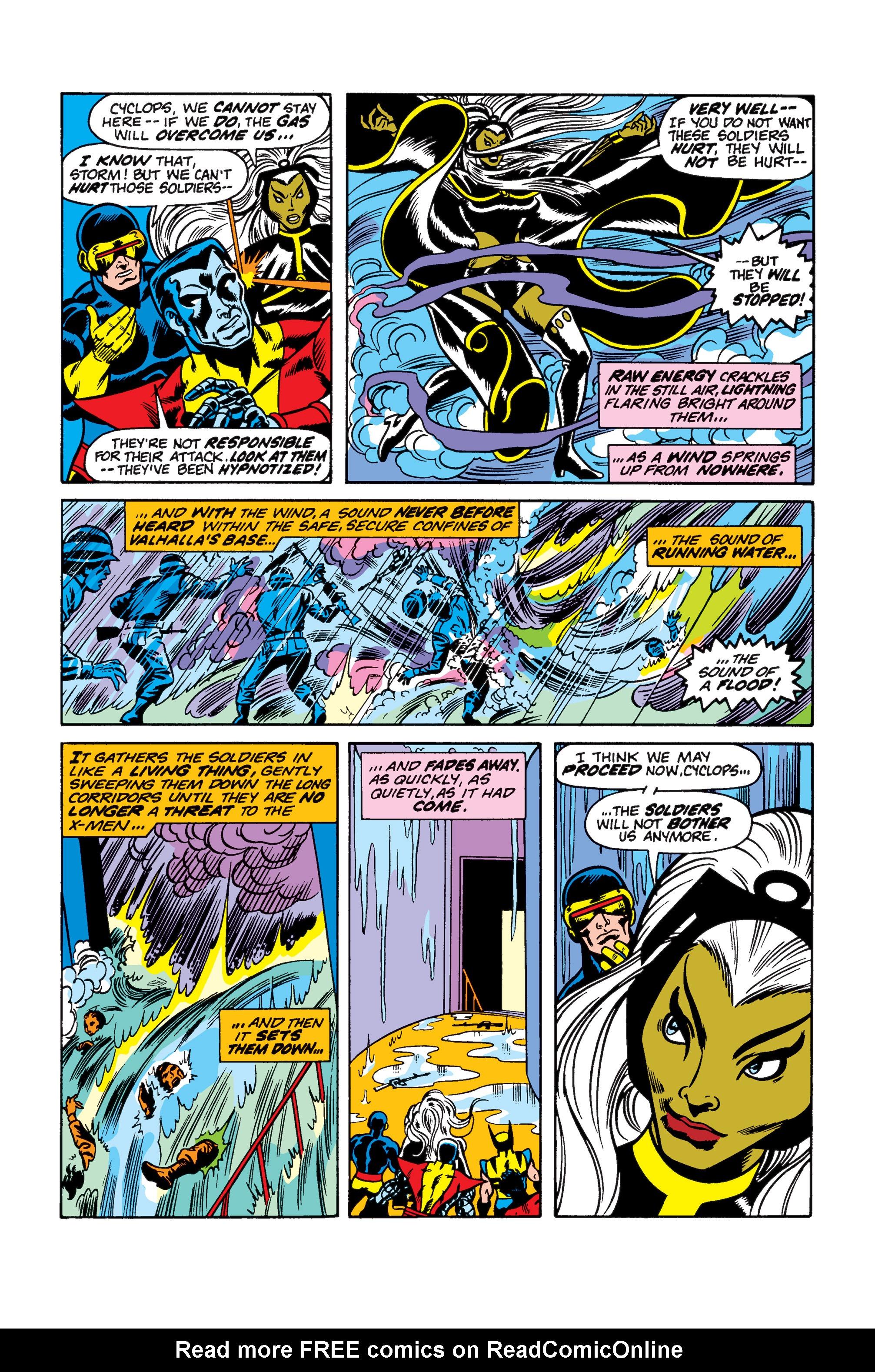 Uncanny X-Men (1963) 95 Page 9