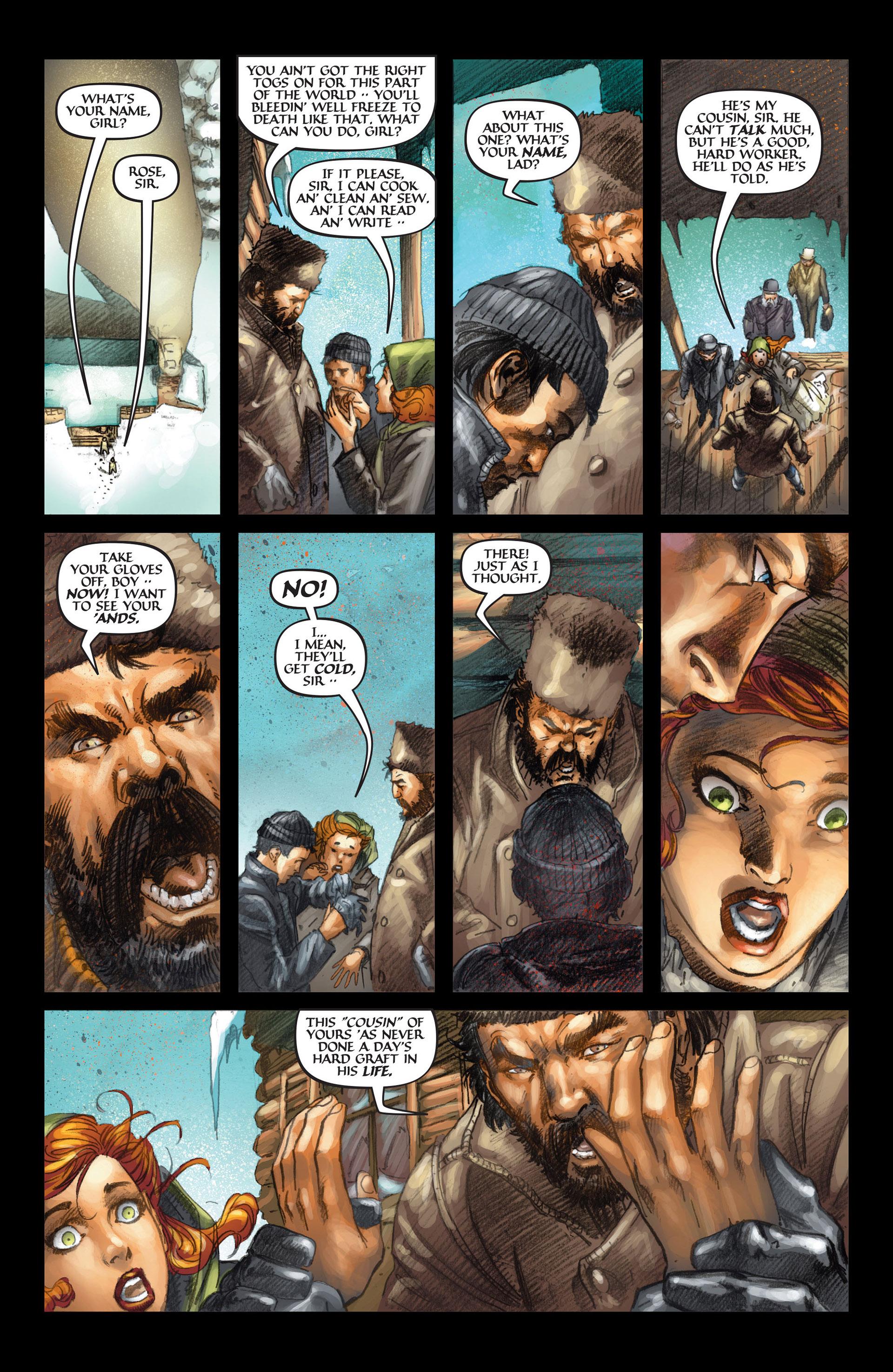 Read online Wolverine: The Origin comic -  Issue #3 - 23
