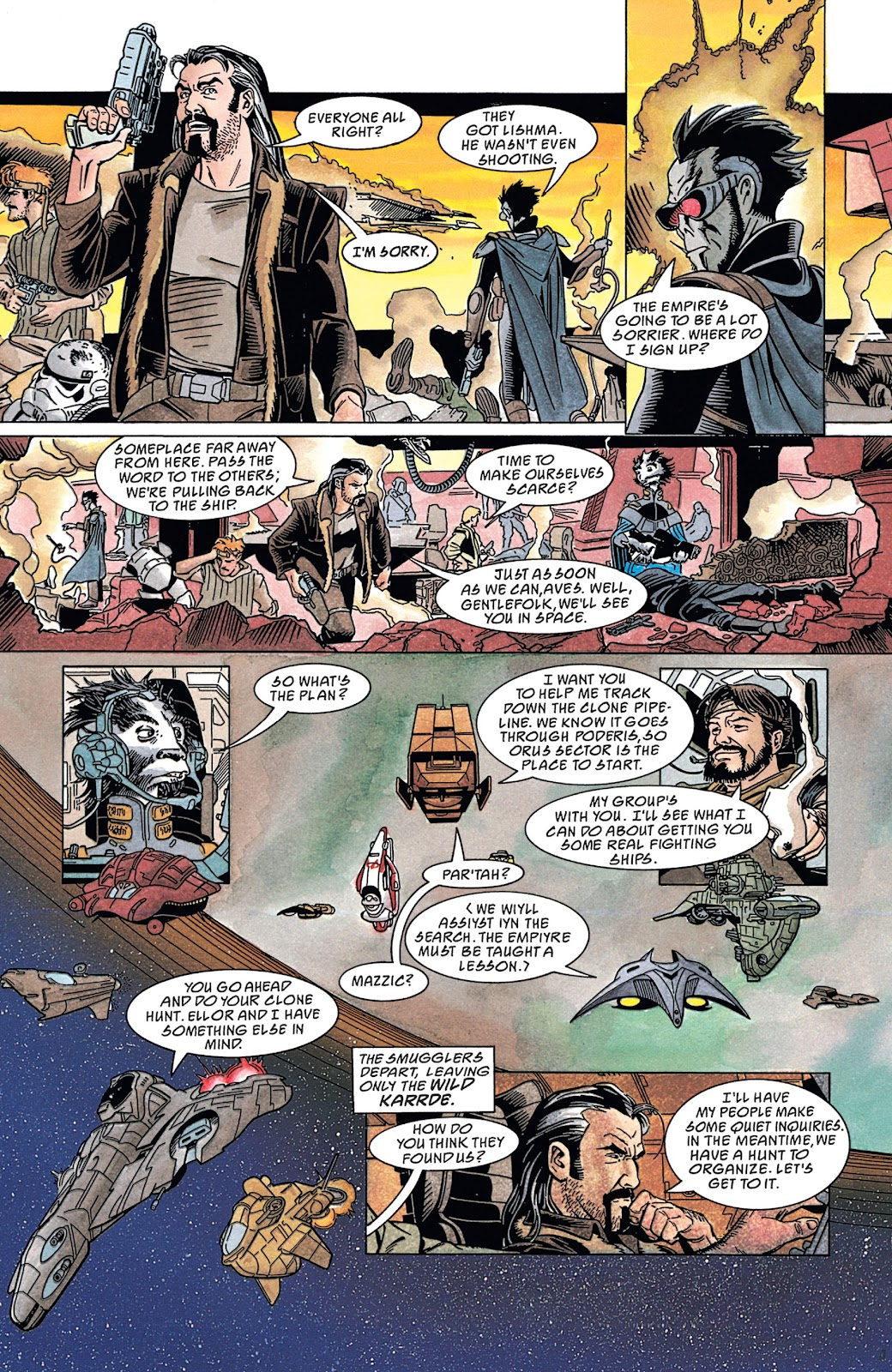 Read online Star Wars Legends: The New Republic - Epic Collection comic -  Issue # TPB 4 (Part 4) - 45