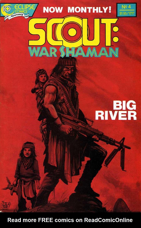 Scout: War Shaman 4 Page 1