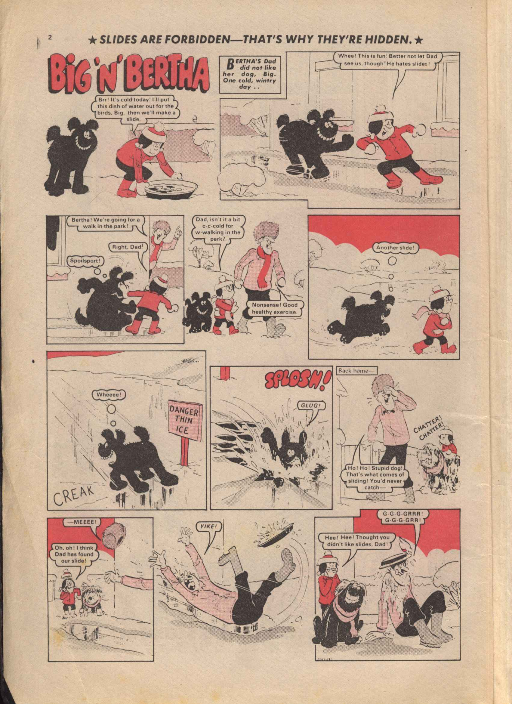 Read online Judy comic -  Issue #1047 - 2