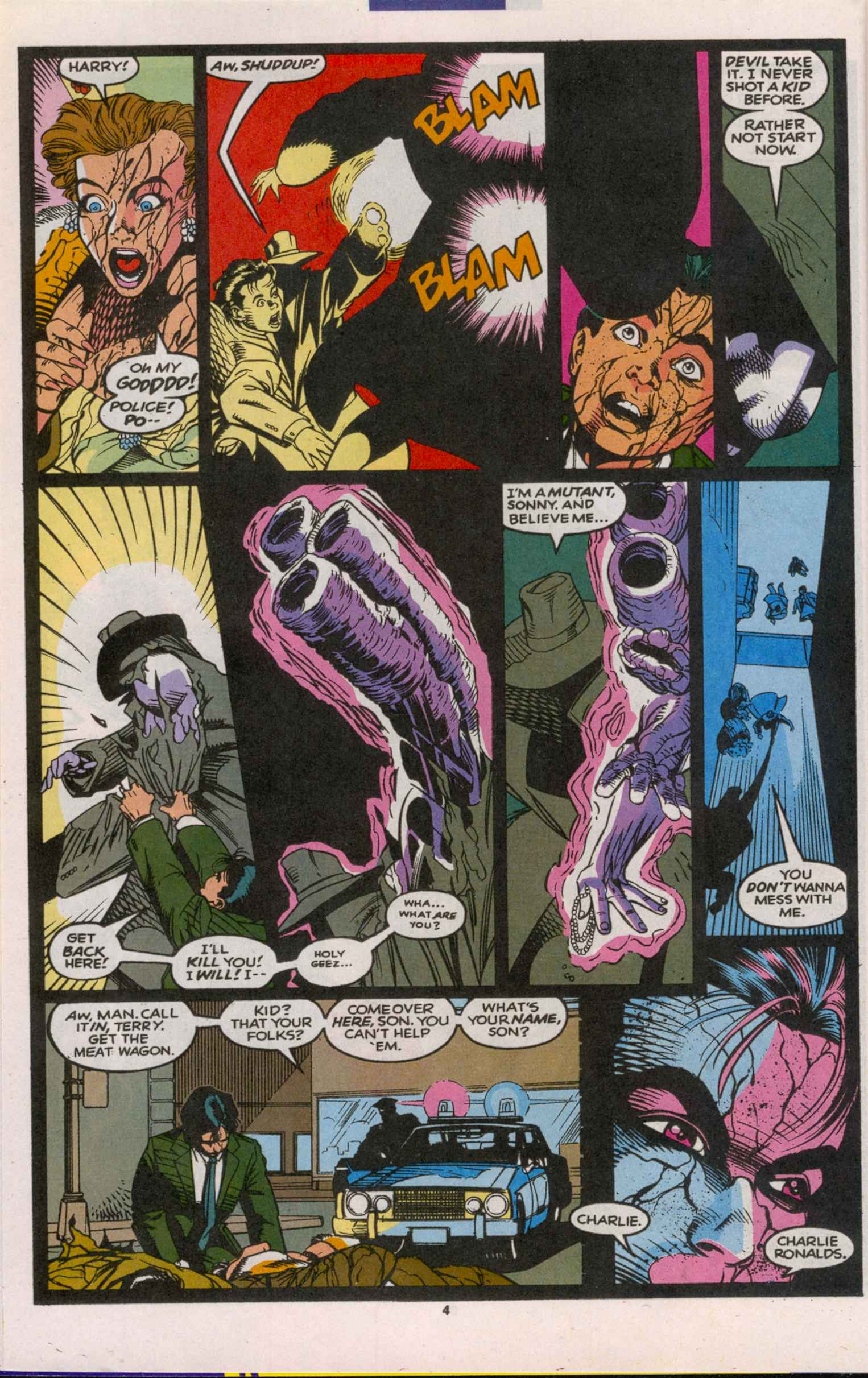 Read online X-Factor (1986) comic -  Issue # _ Annual 8 - 5