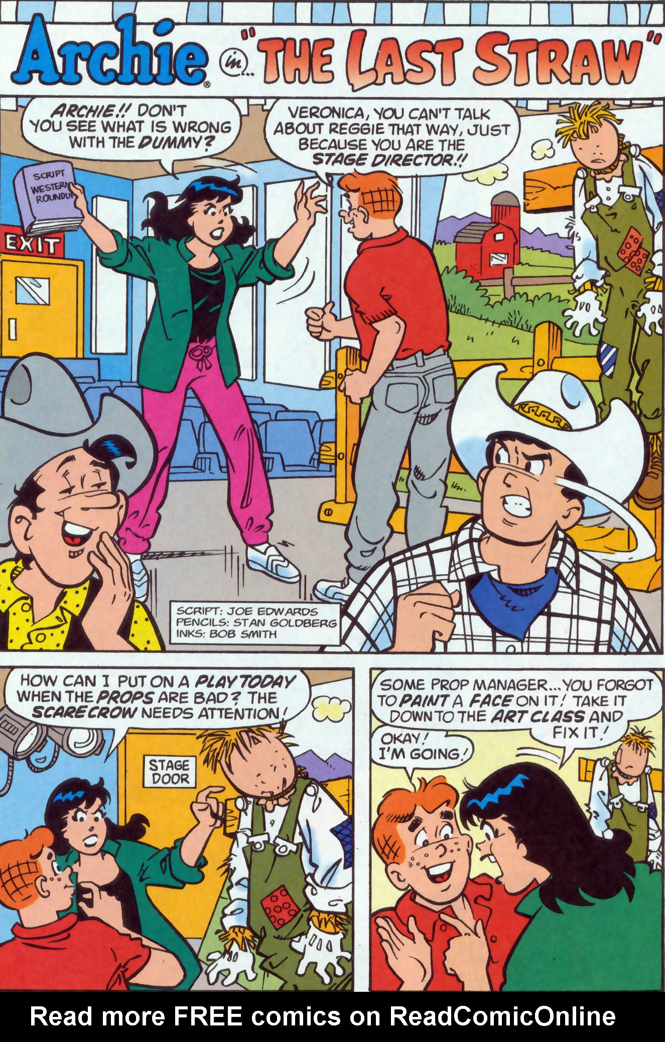 Read online Archie (1960) comic -  Issue #478 - 8