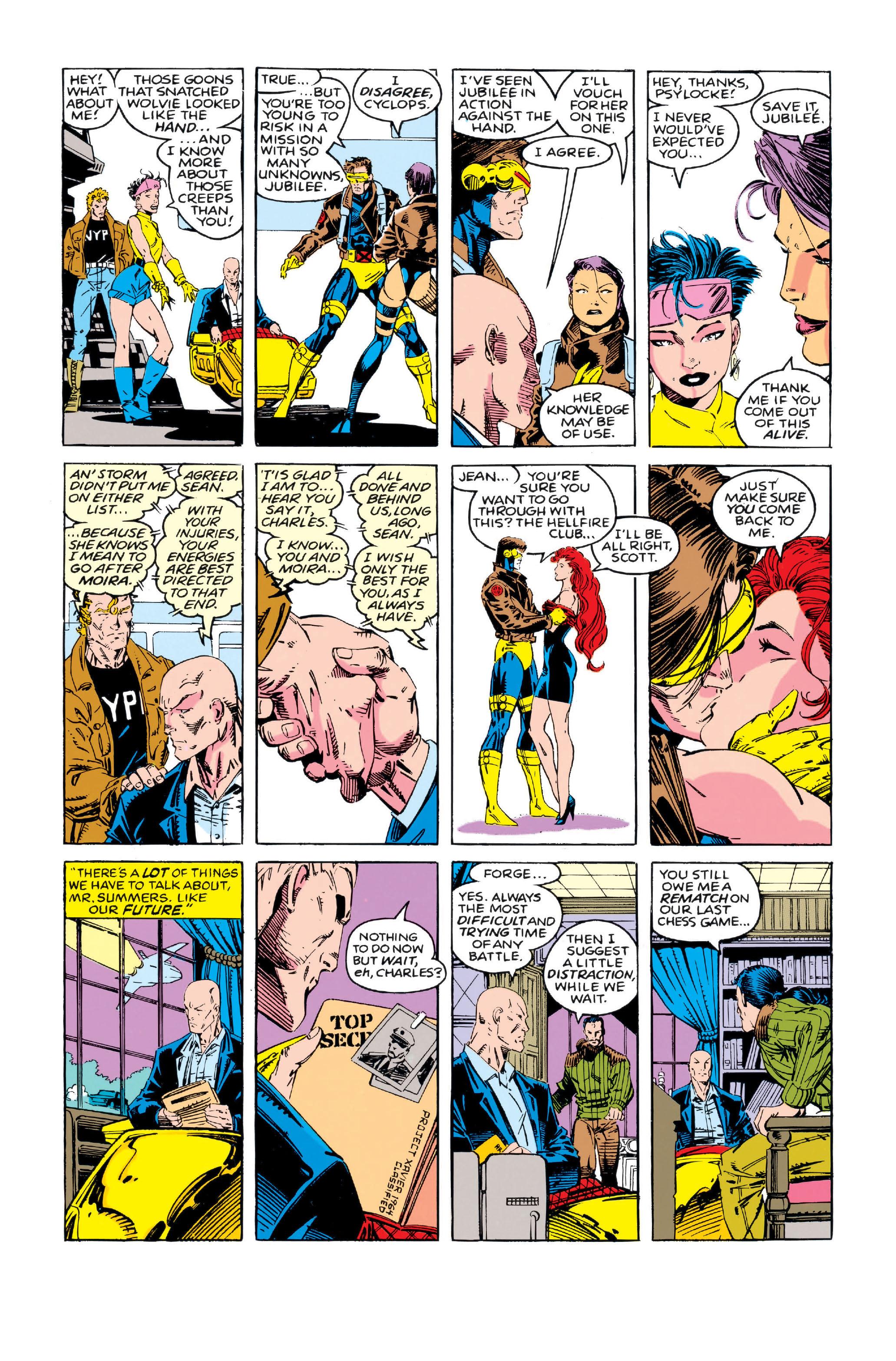 X-Men (1991) 5 Page 12