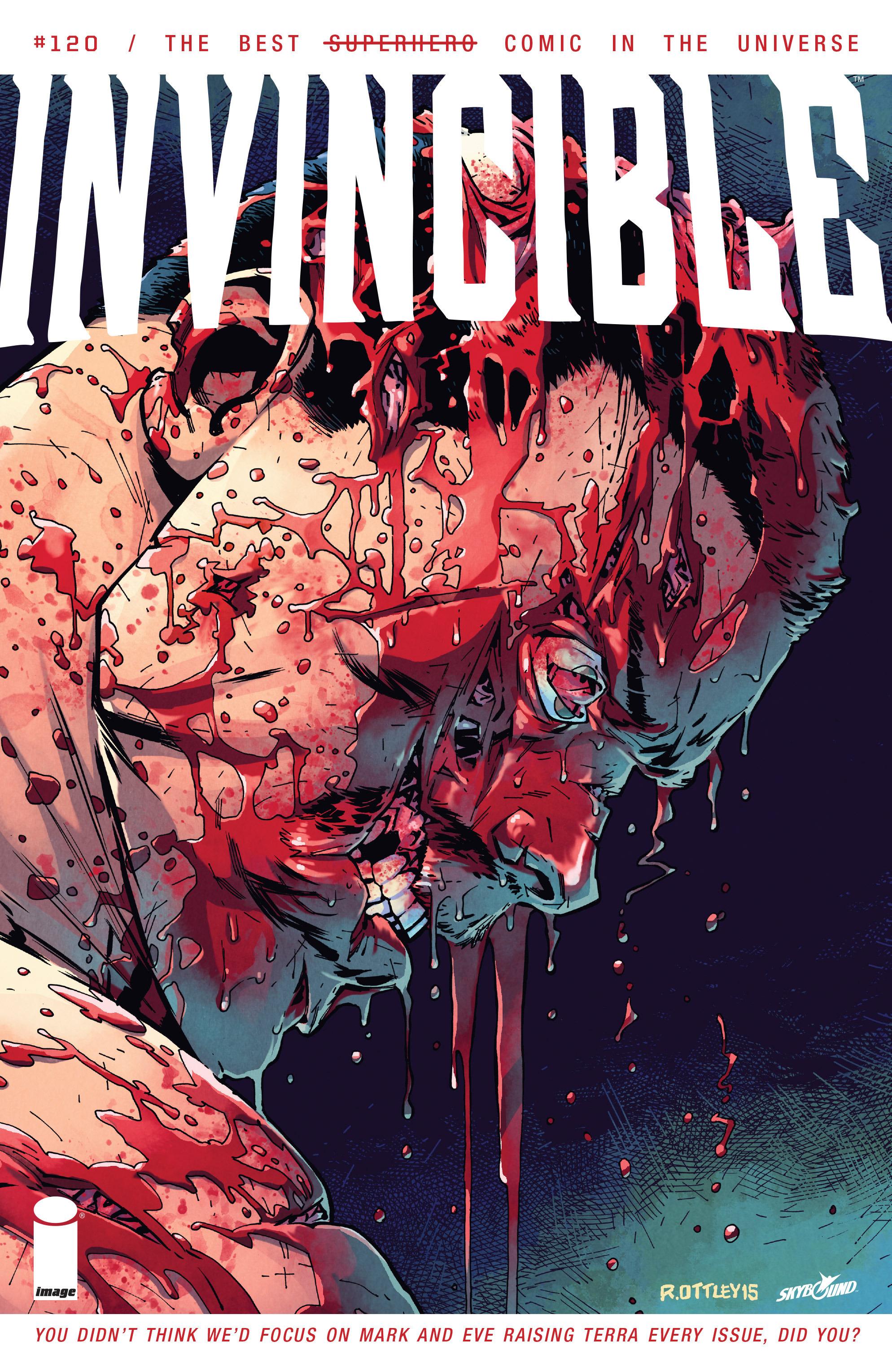 Invincible 120 Page 1