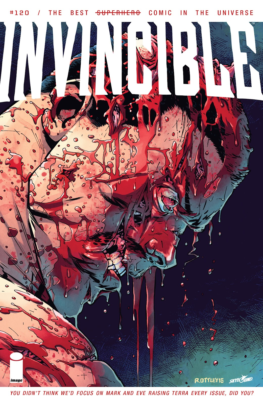 Invincible (2003) 120 Page 1