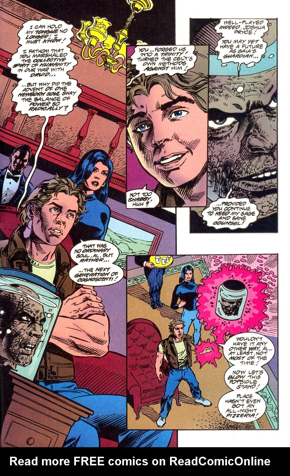 Read online Secret Defenders comic -  Issue #25 - 35