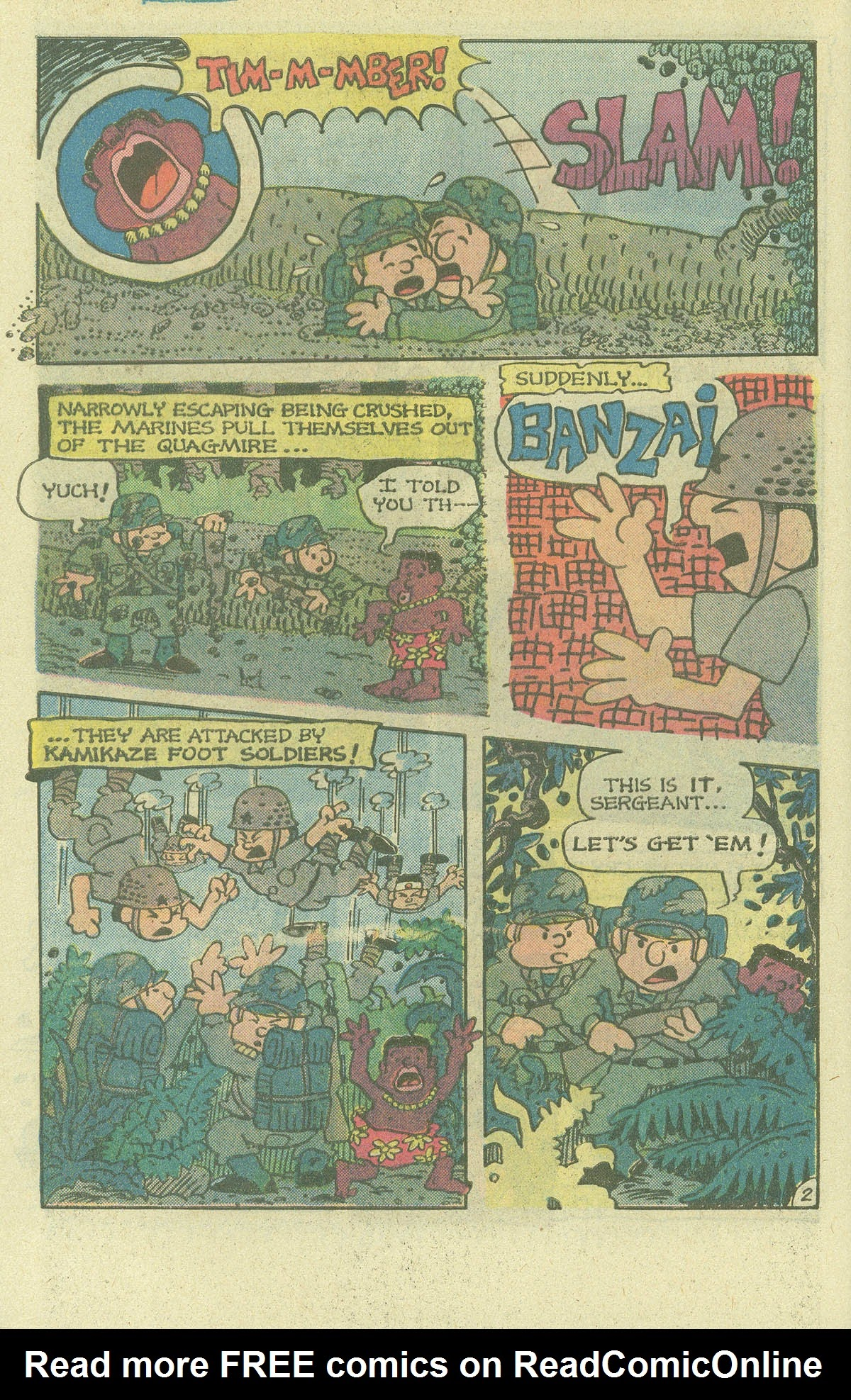 Read online Sgt. Rock comic -  Issue #400 - 31