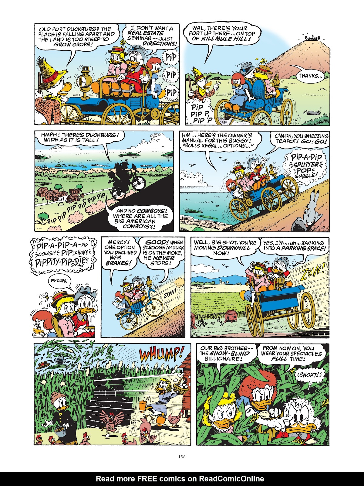 Read online The Complete Life and Times of Scrooge McDuck comic -  Issue # TPB 1 (Part 2) - 64