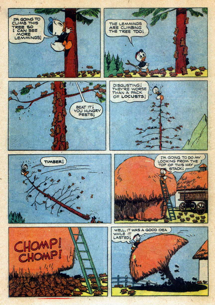 Read online Uncle Scrooge (1953) comic -  Issue #9 - 20
